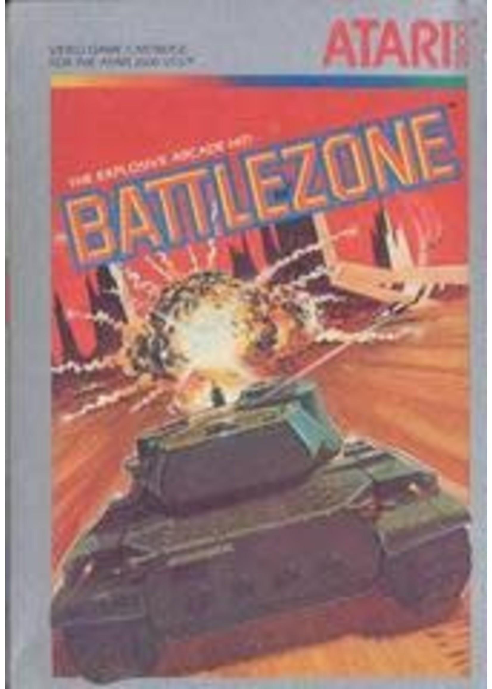 Battlezone Atari 2600