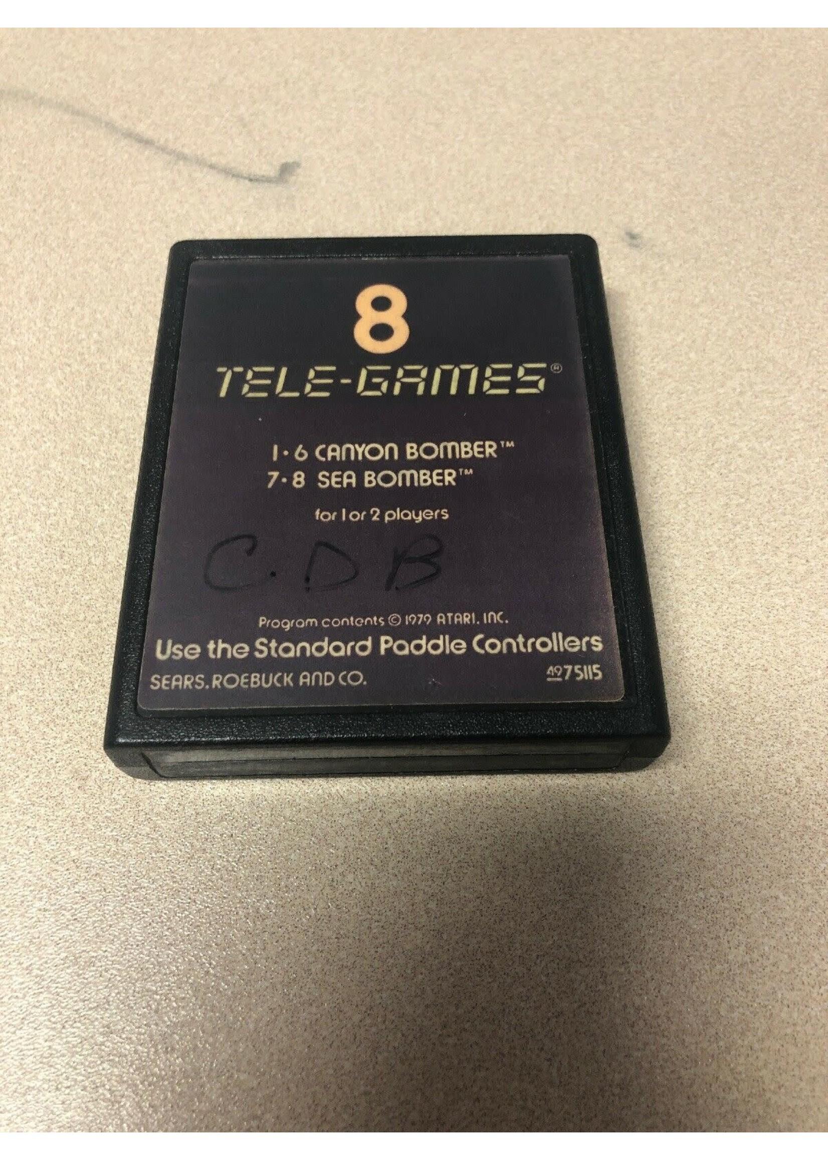 8 Tele-Games