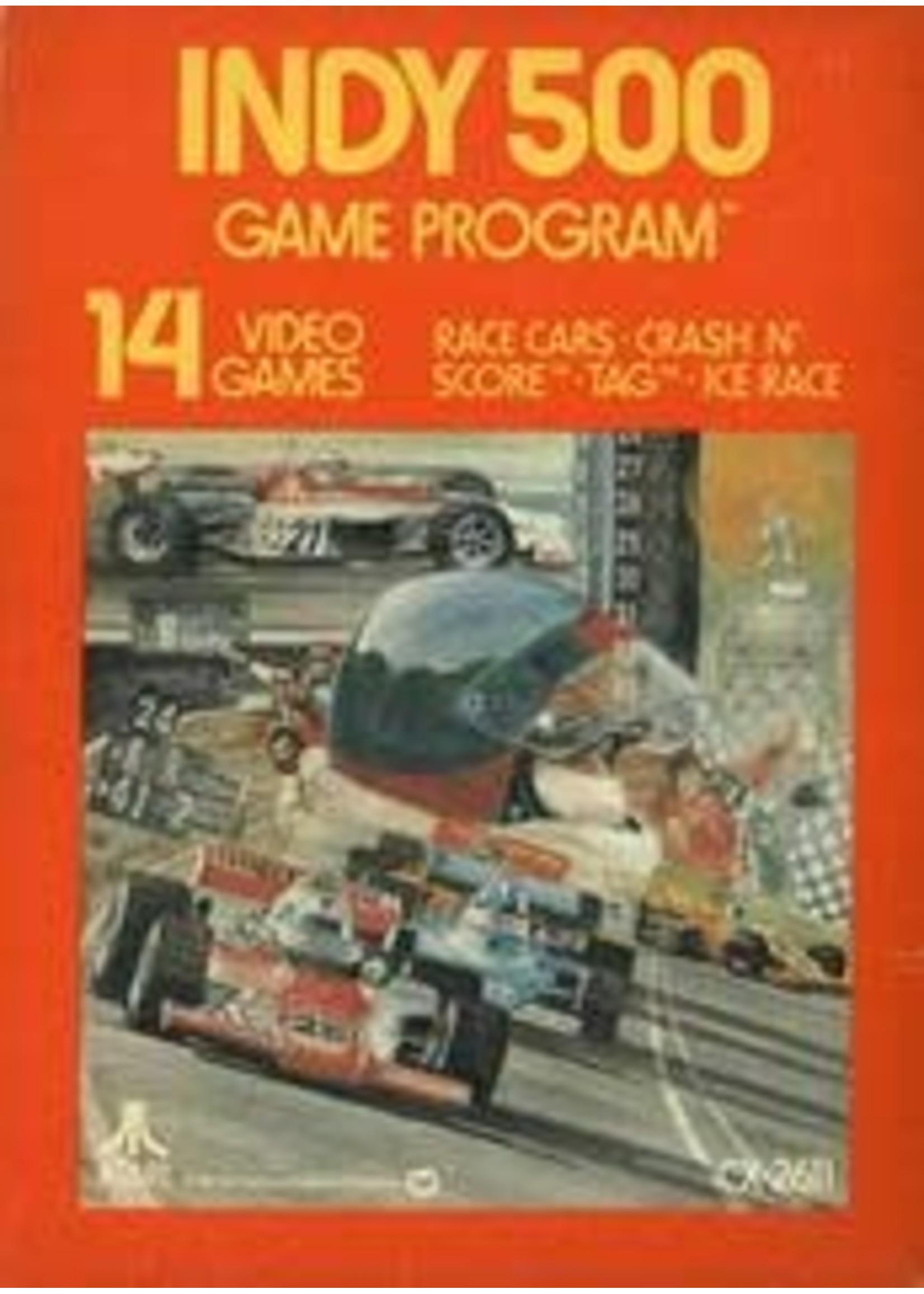Indy 500 Atari 2600