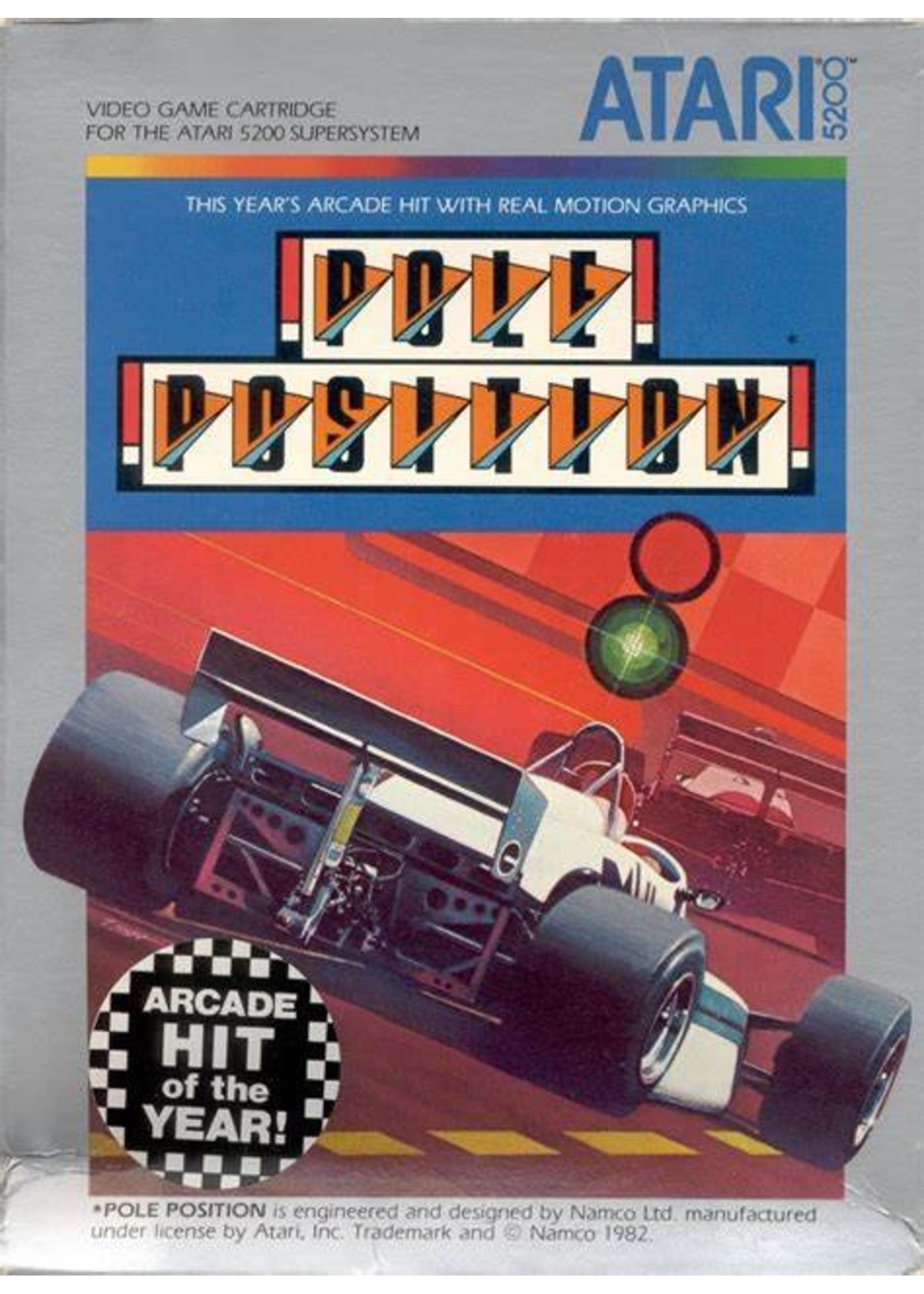 Pole Position Atari 5200