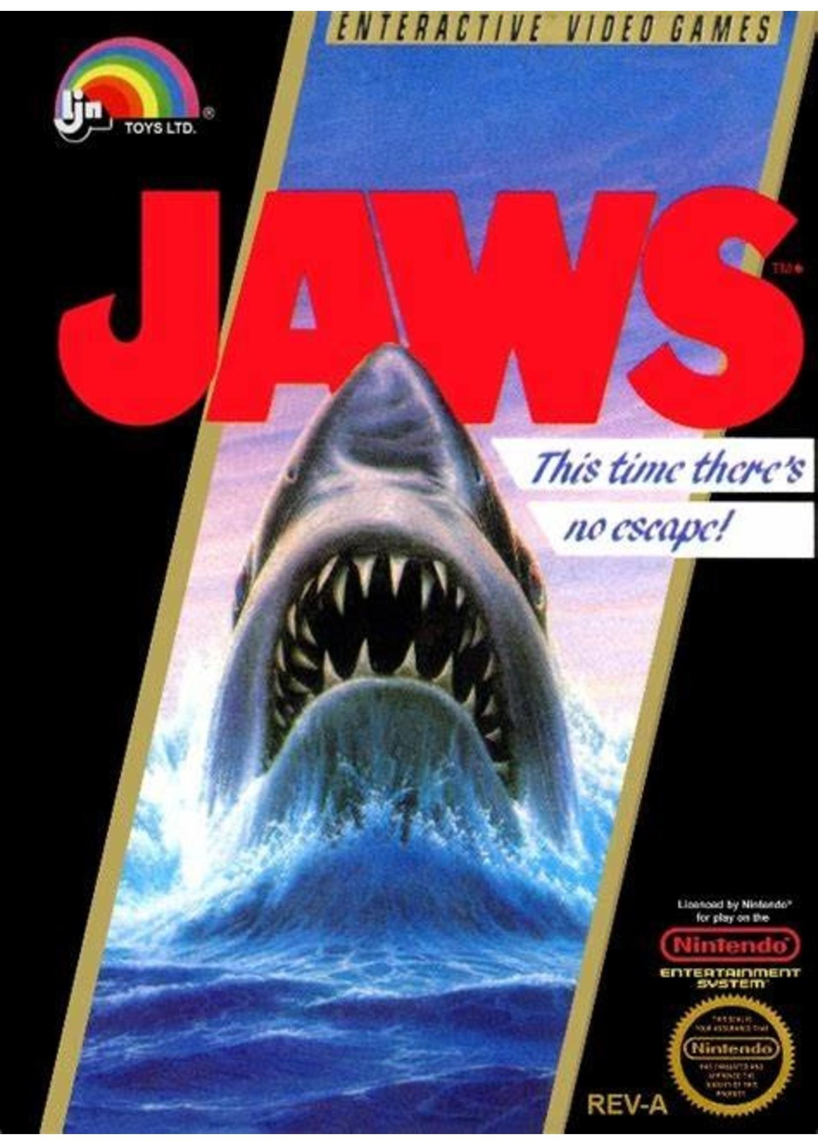 Jaws NES