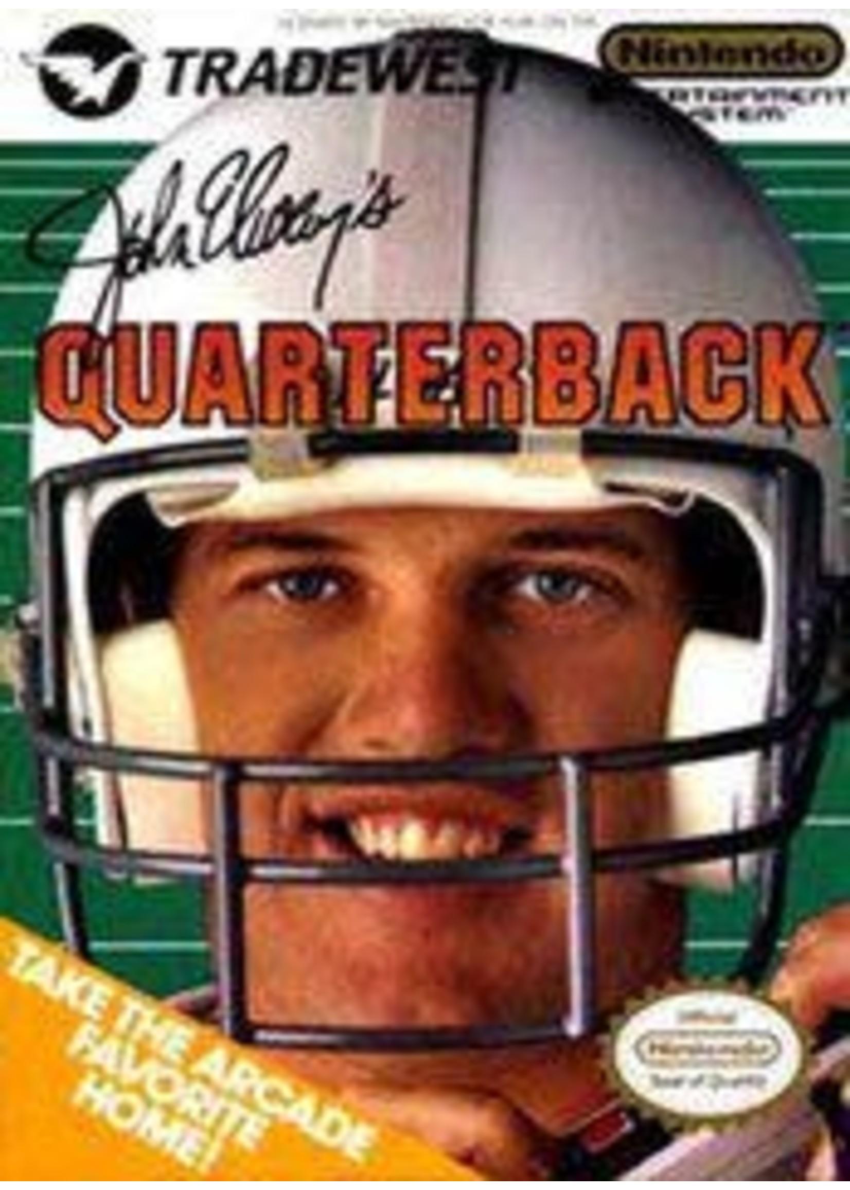 John Elway's Quarterback NES