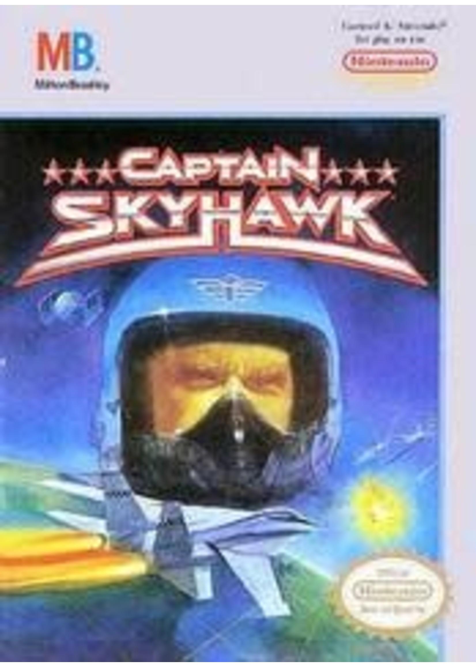 Captain Skyhawk NES