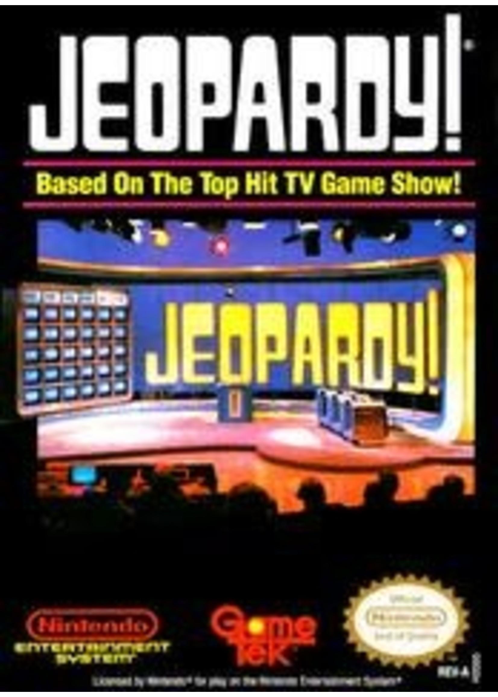 Jeopardy NES