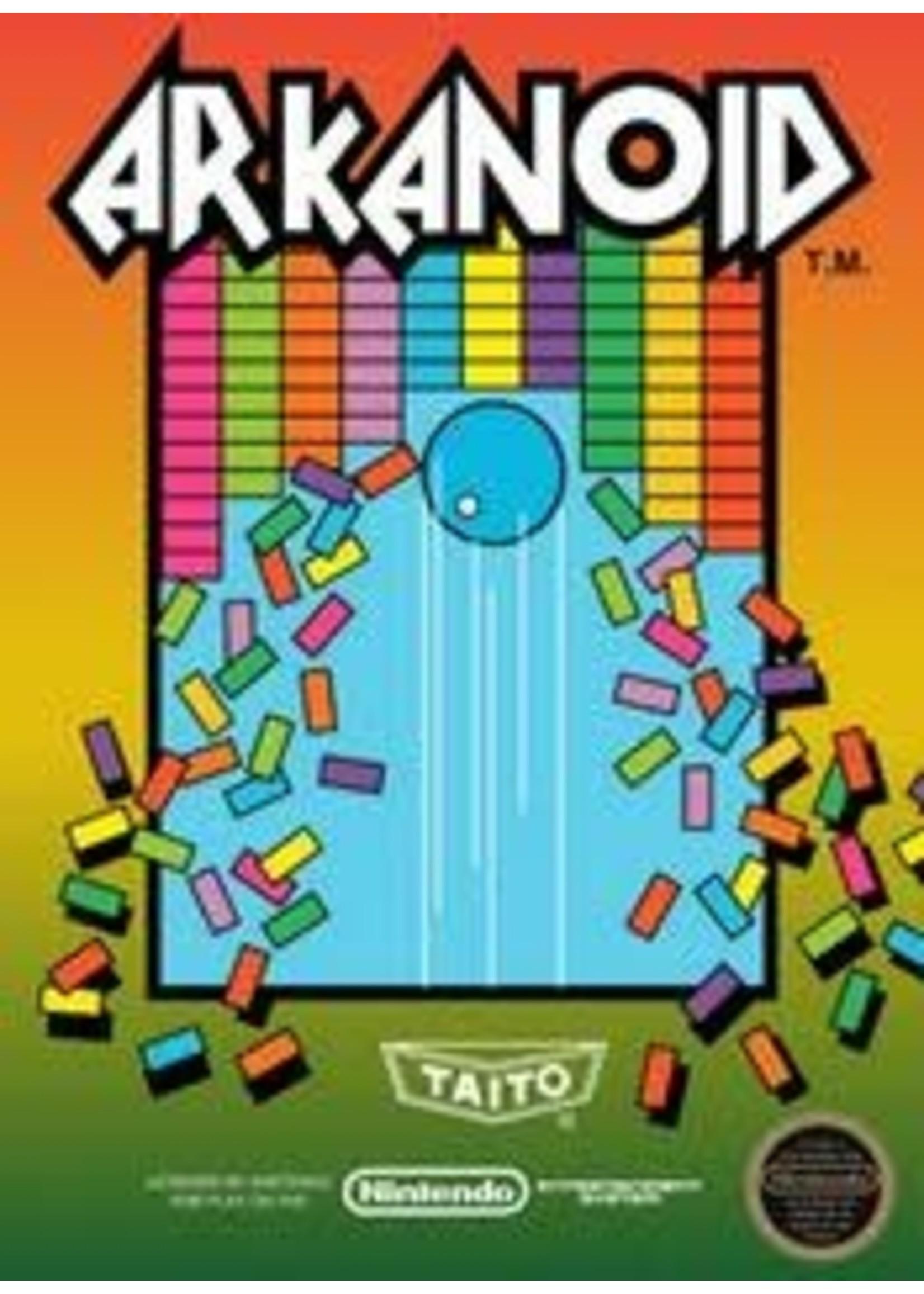 Arkanoid NES