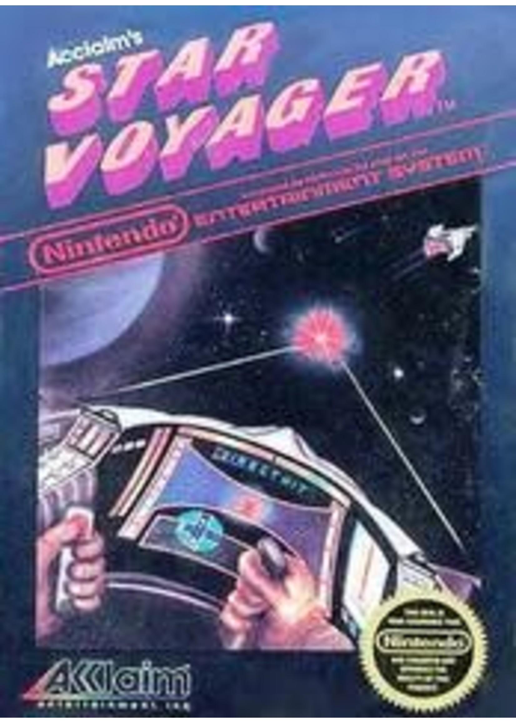Star Voyager NES