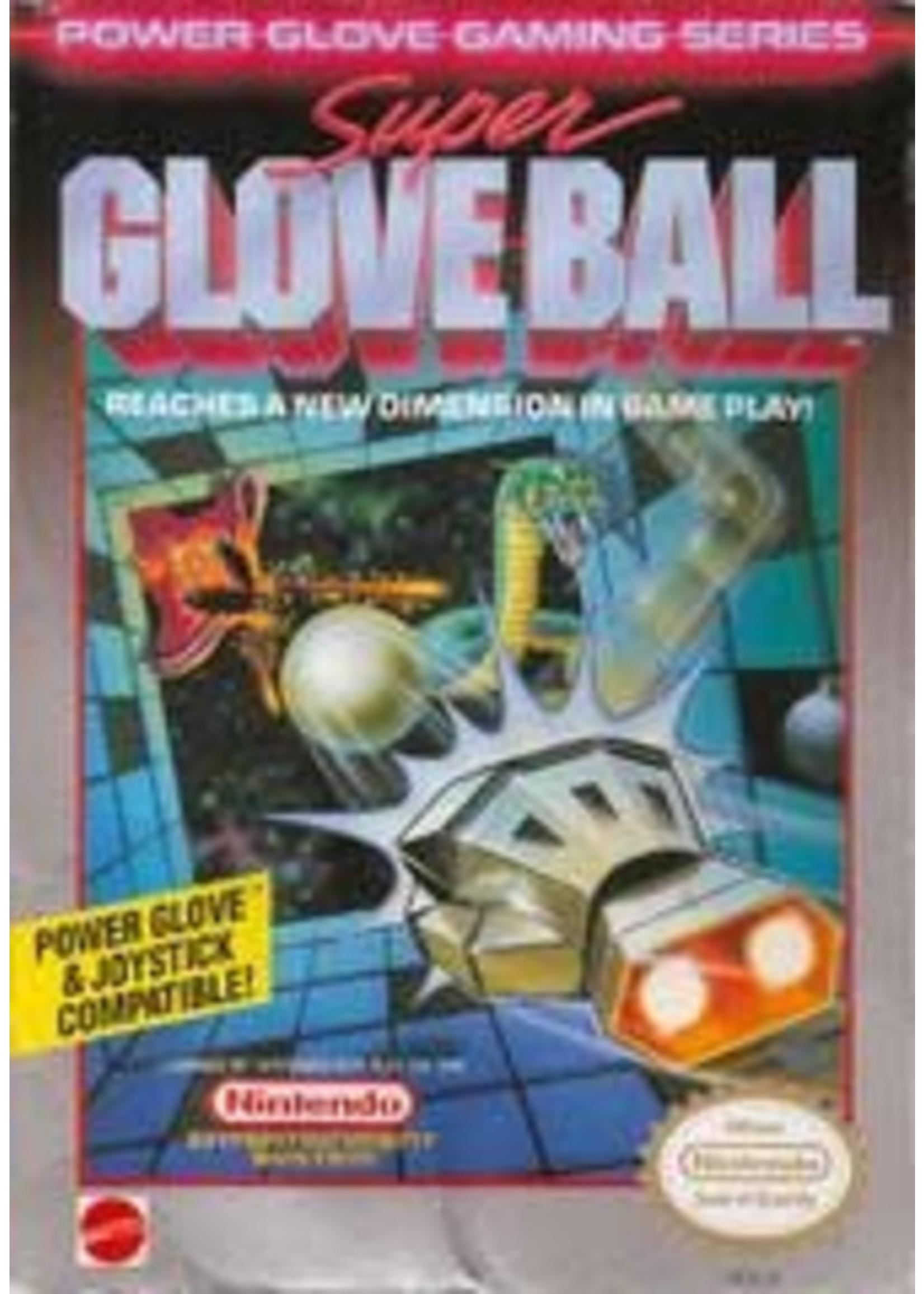 Super Glove Ball NES