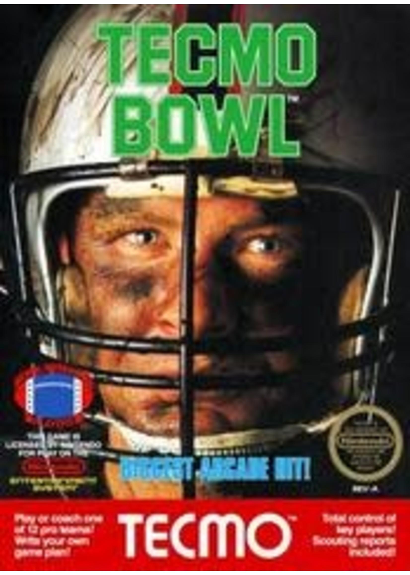 Tecmo Bowl NES