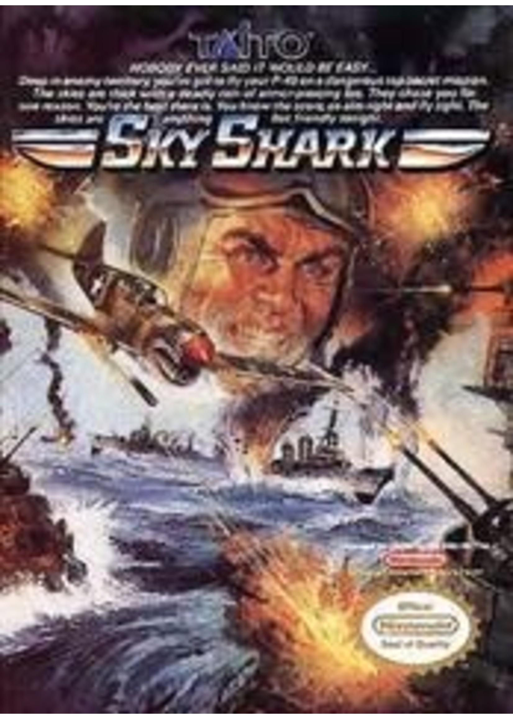 Sky Shark NES