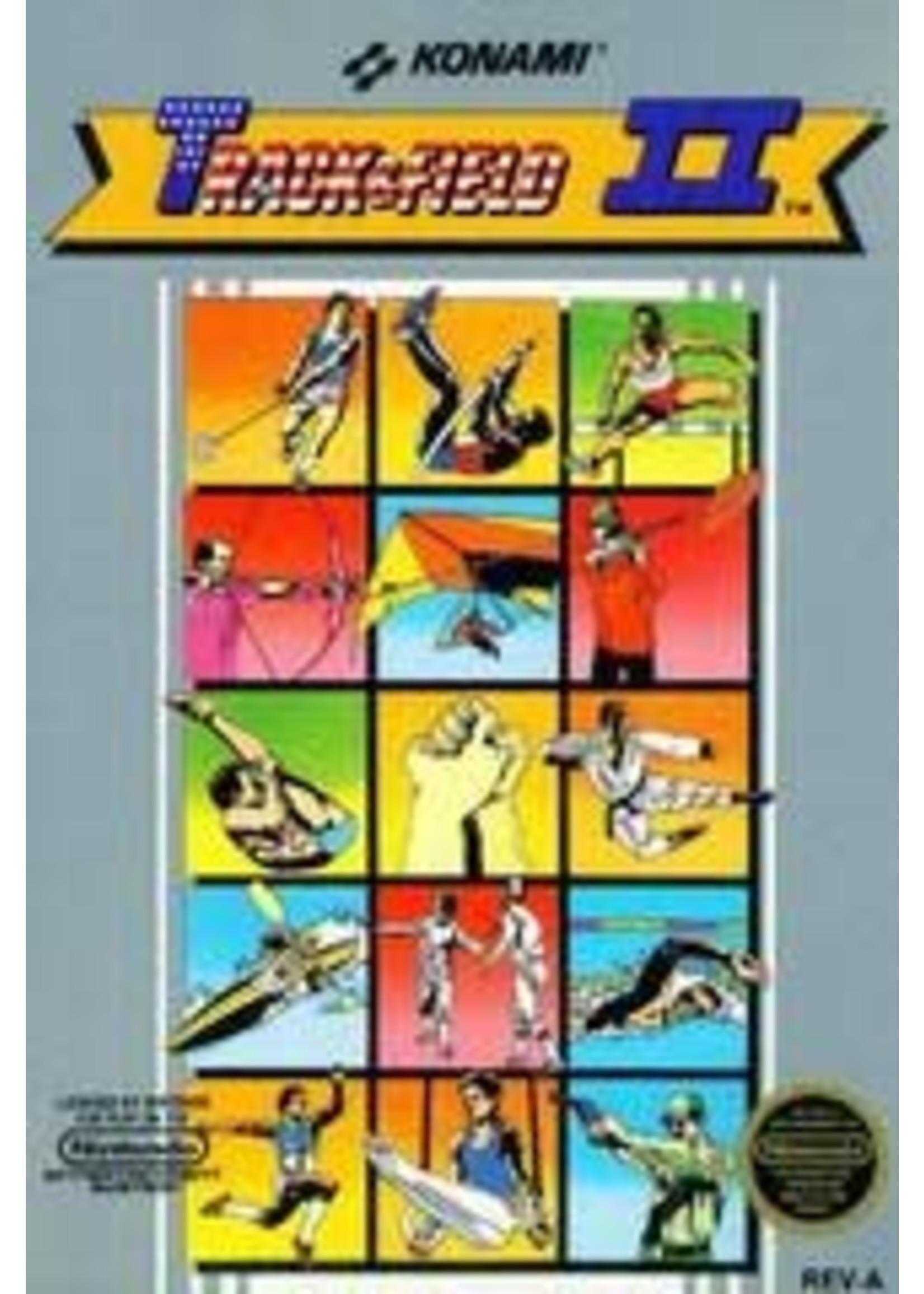 Track And Field II NES