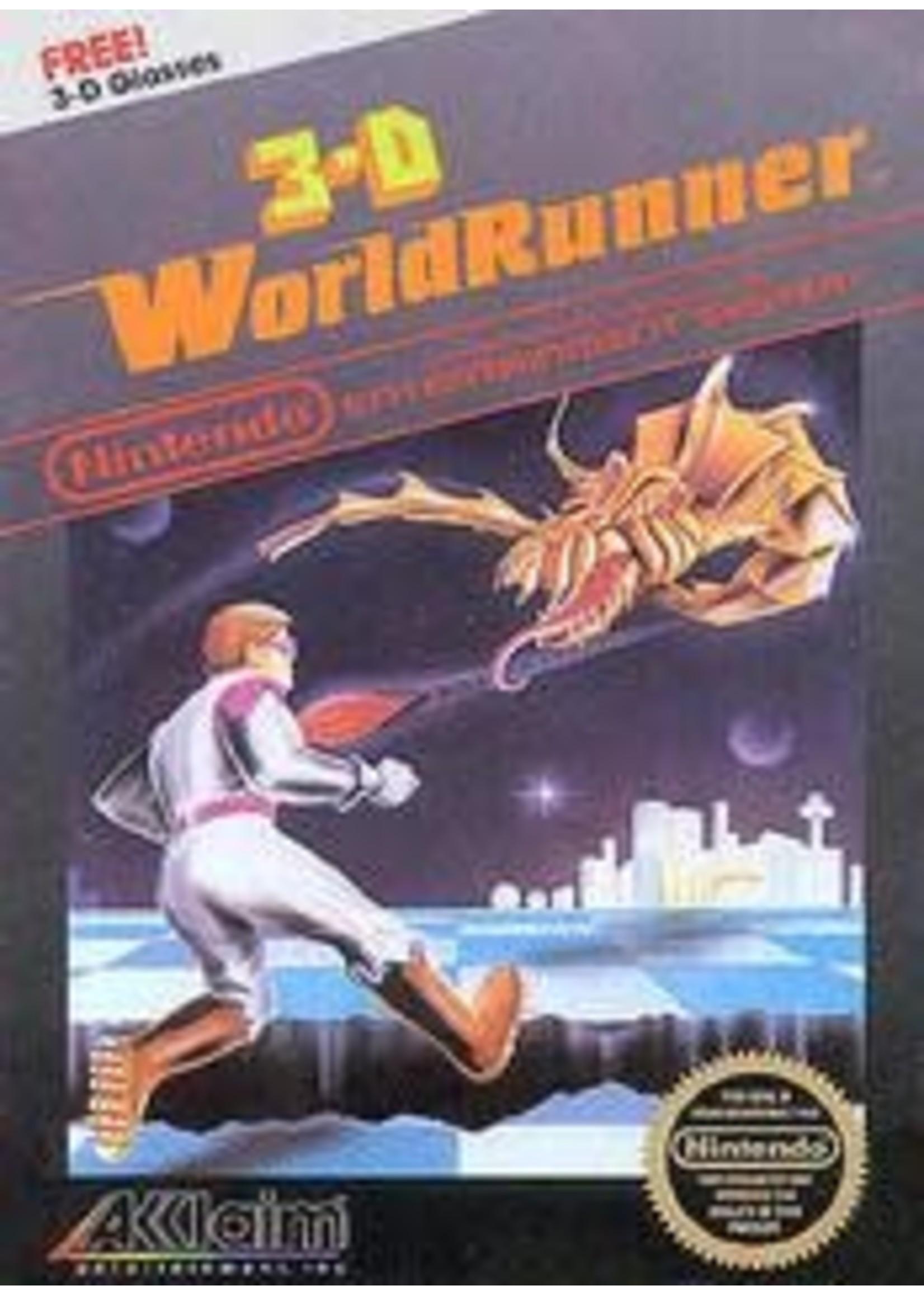 3D WorldRunner NES