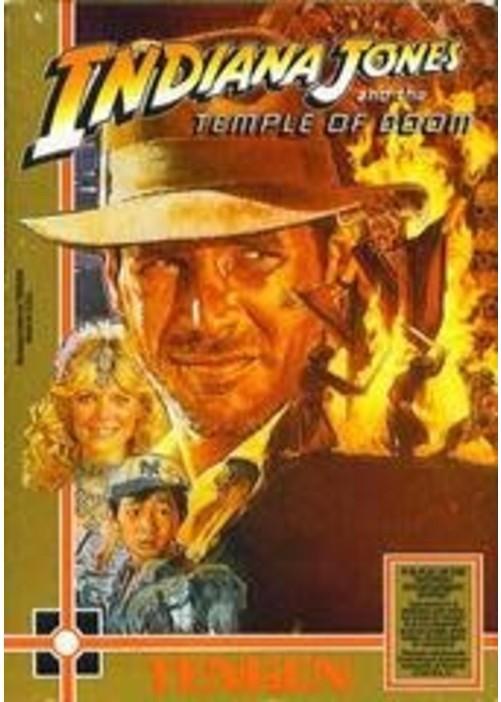 Indiana Jones And The Temple Of Doom [Tengen] NES