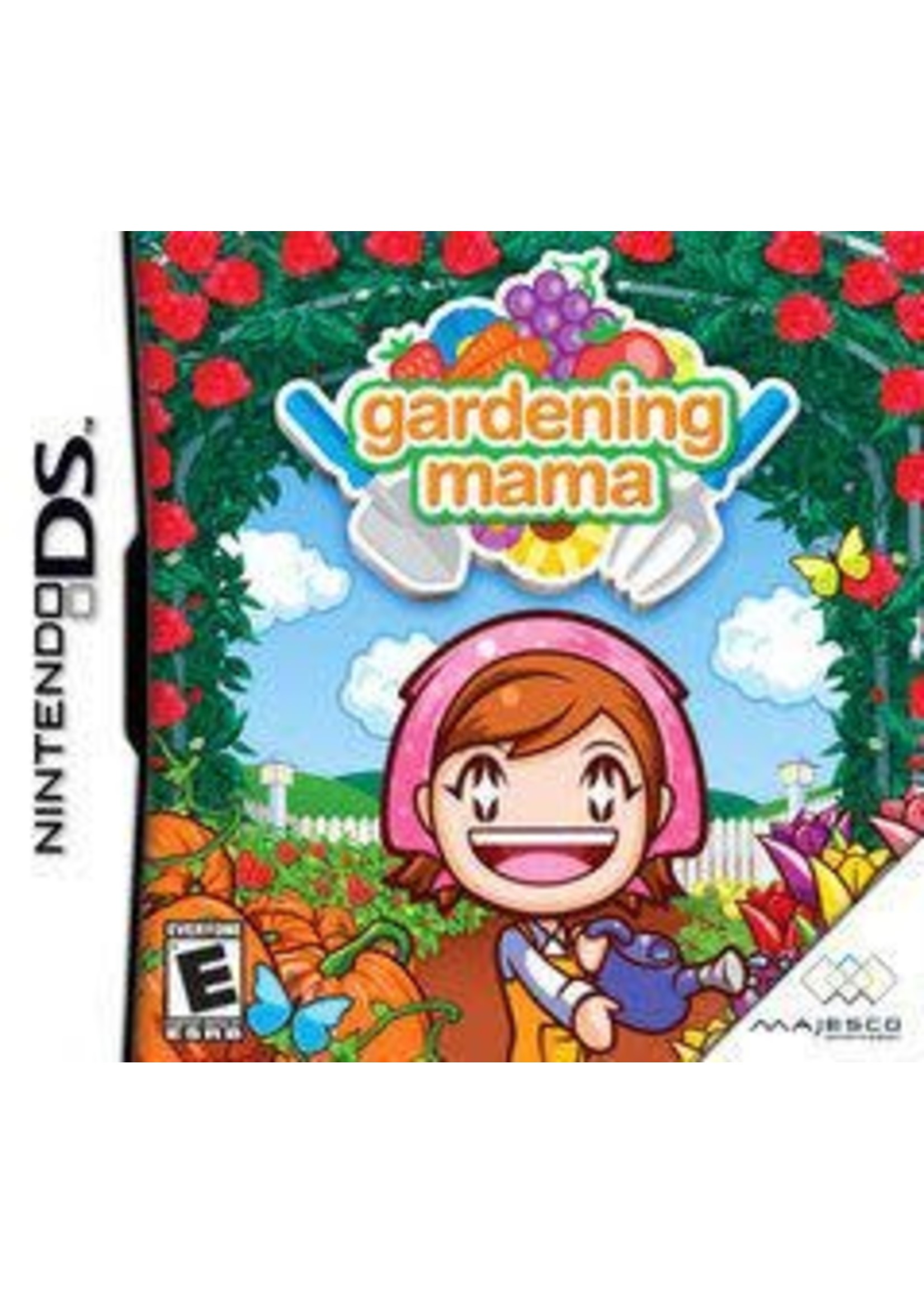 Gardening Mama Nintendo DS