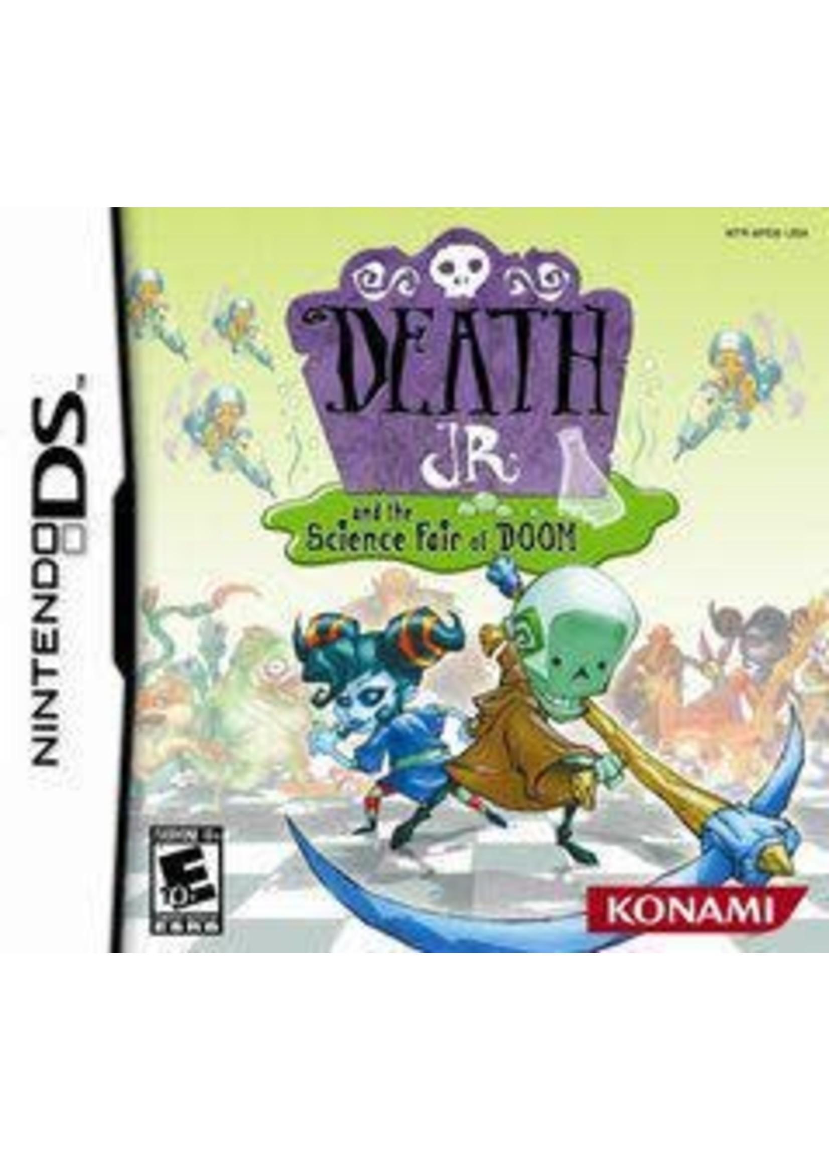 Death Jr & The Science Fair Of Doom Nintendo DS