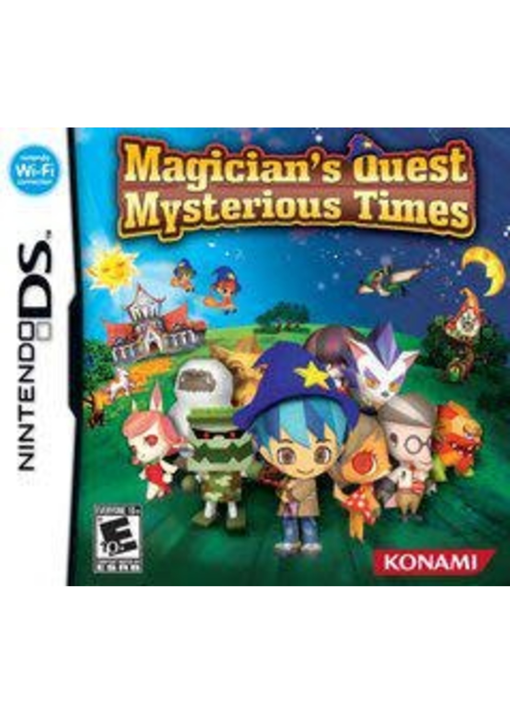 Magician's Quest: Mysterious Times Nintendo DS