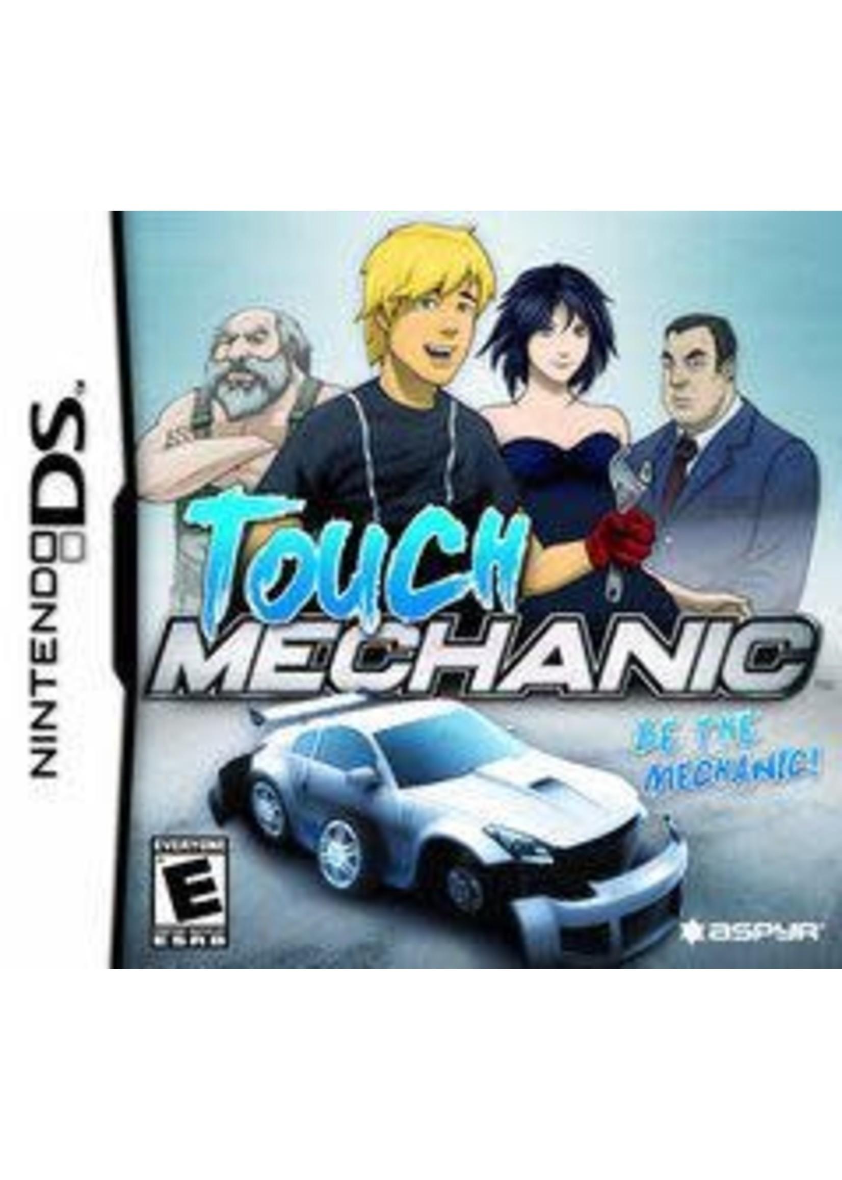Touch Mechanic Nintendo DS