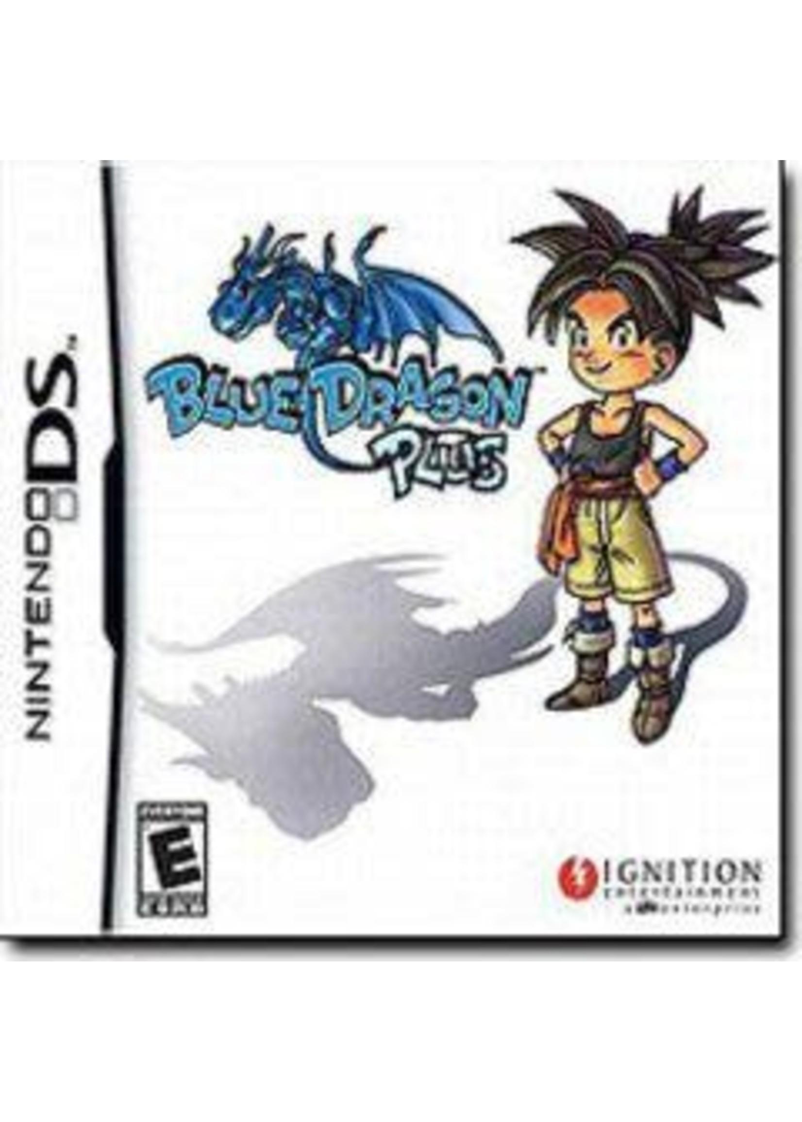 Blue Dragon Plus Nintendo DS