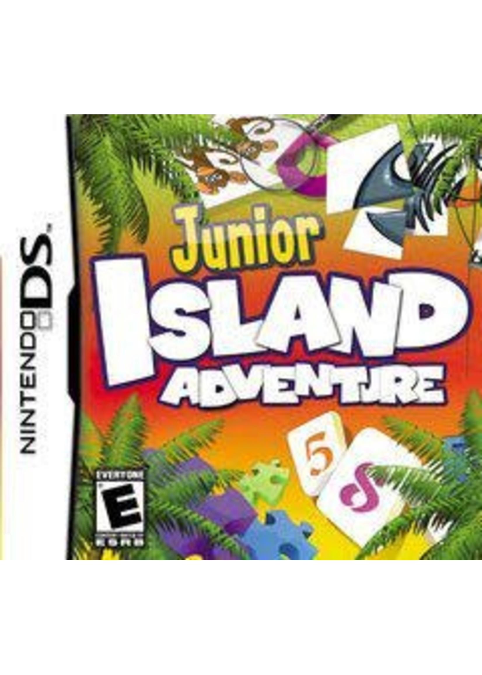 Junior Island Adventure Nintendo DS
