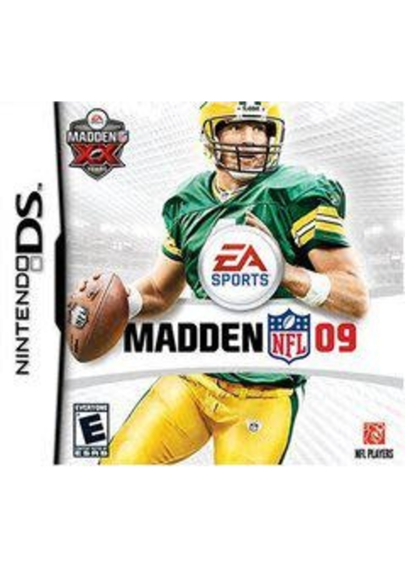 Madden 2009 Nintendo DS