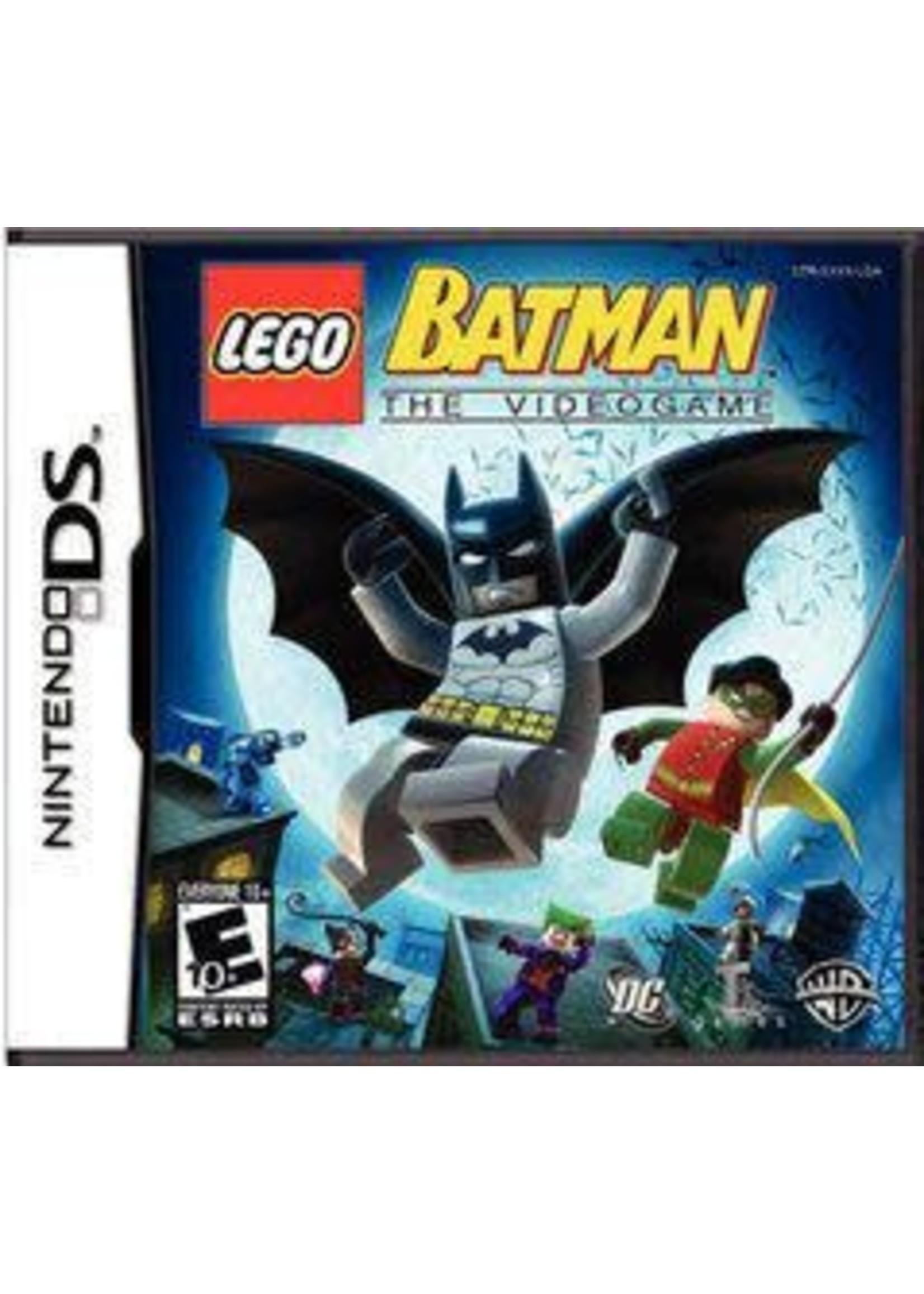 LEGO Batman The Videogame Nintendo DS