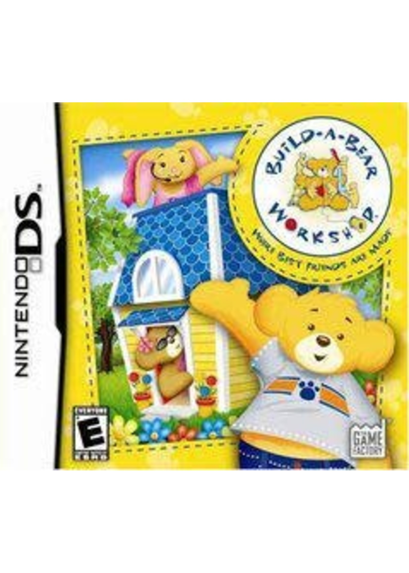 Build-A-Bear Workshop Nintendo DS