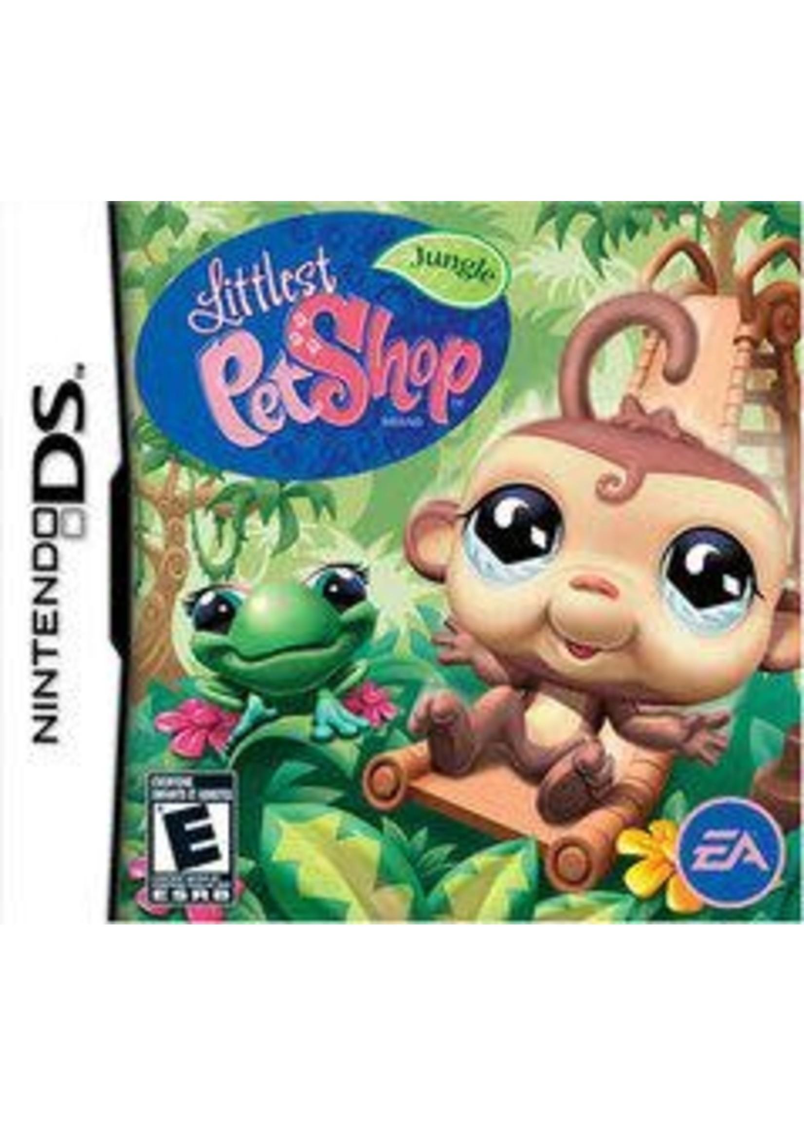 Littlest Pet Shop Jungle Nintendo DS