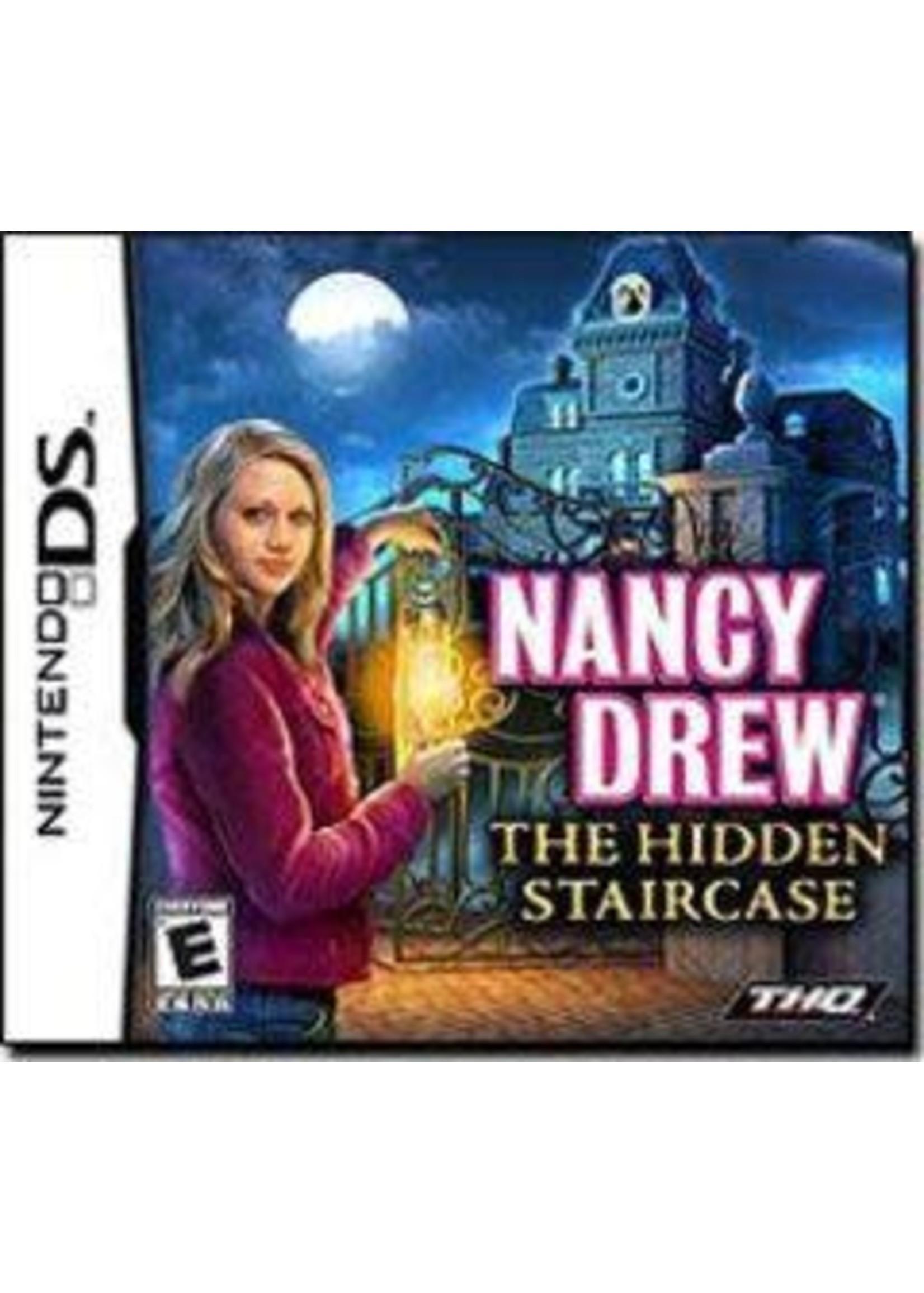 Nancy Drew The Hidden Staircase Nintendo DS