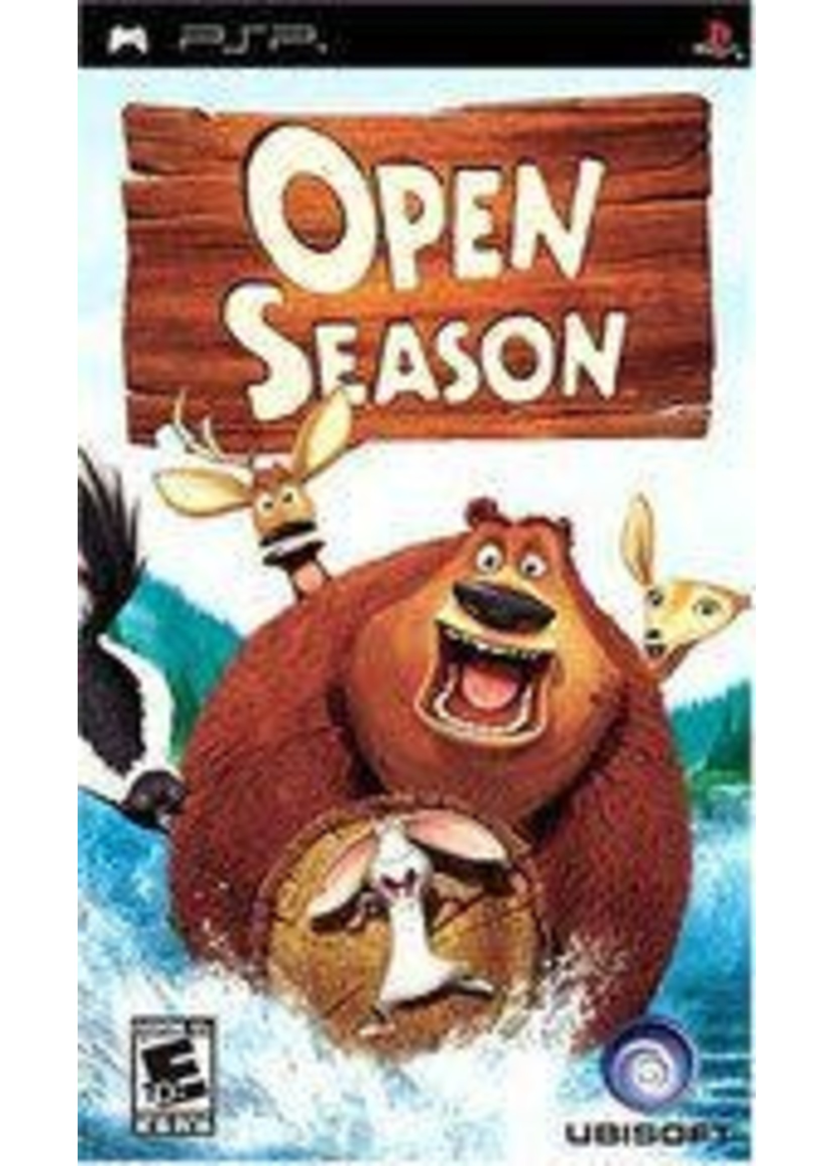 Open Season PSP