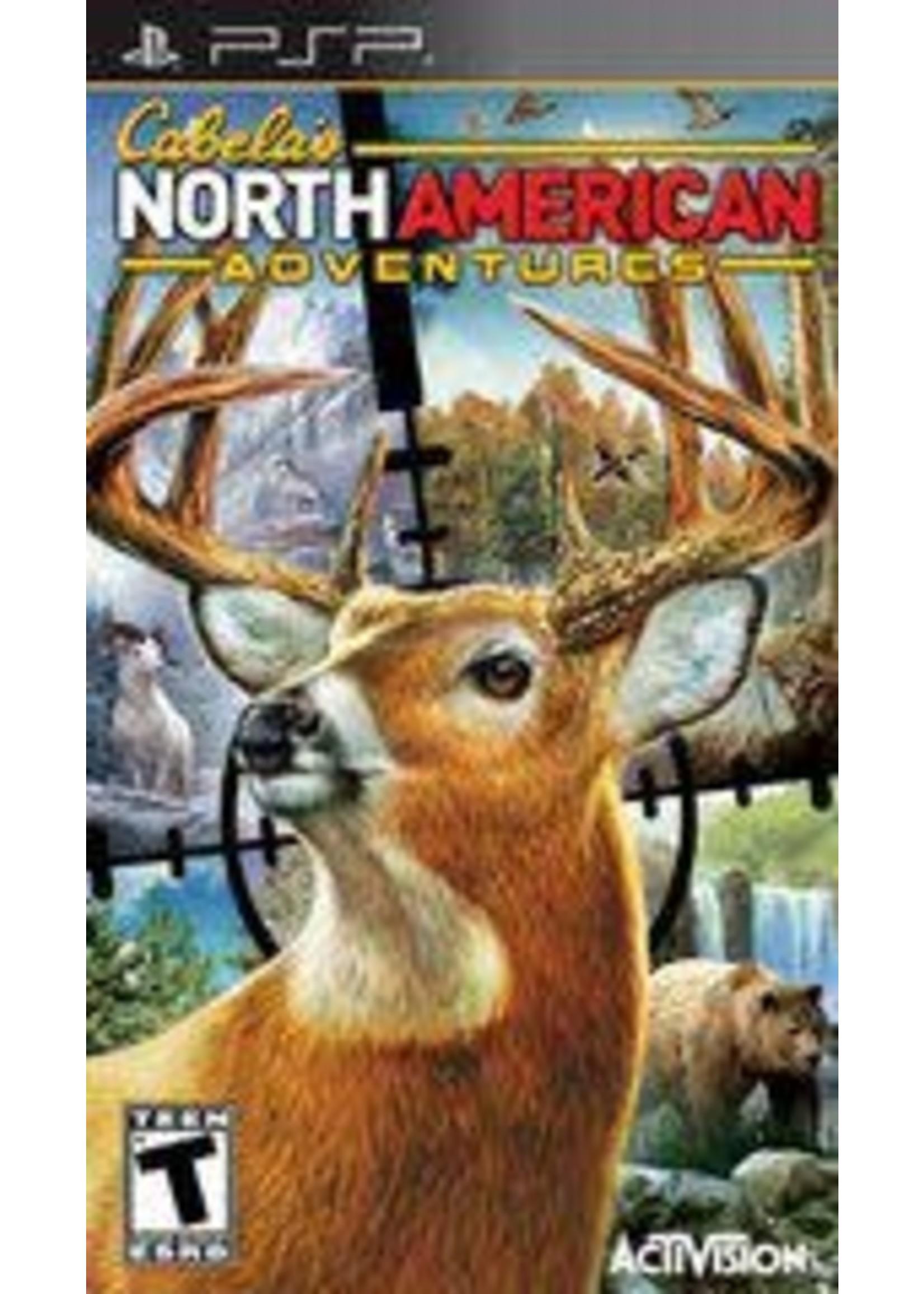 Cabela's North American Adventures 2011 PSP