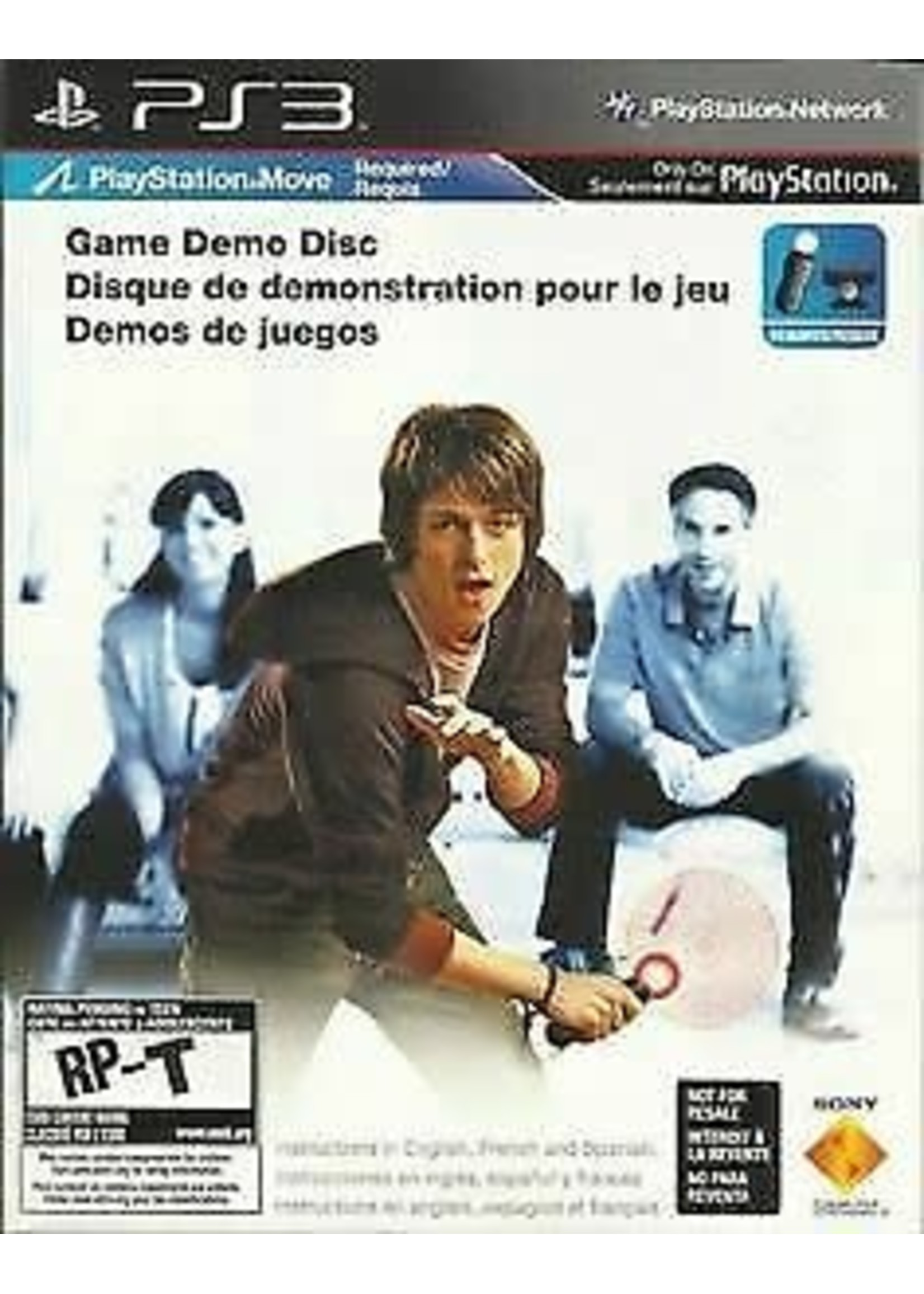 Ps3 Demo Disk Move
