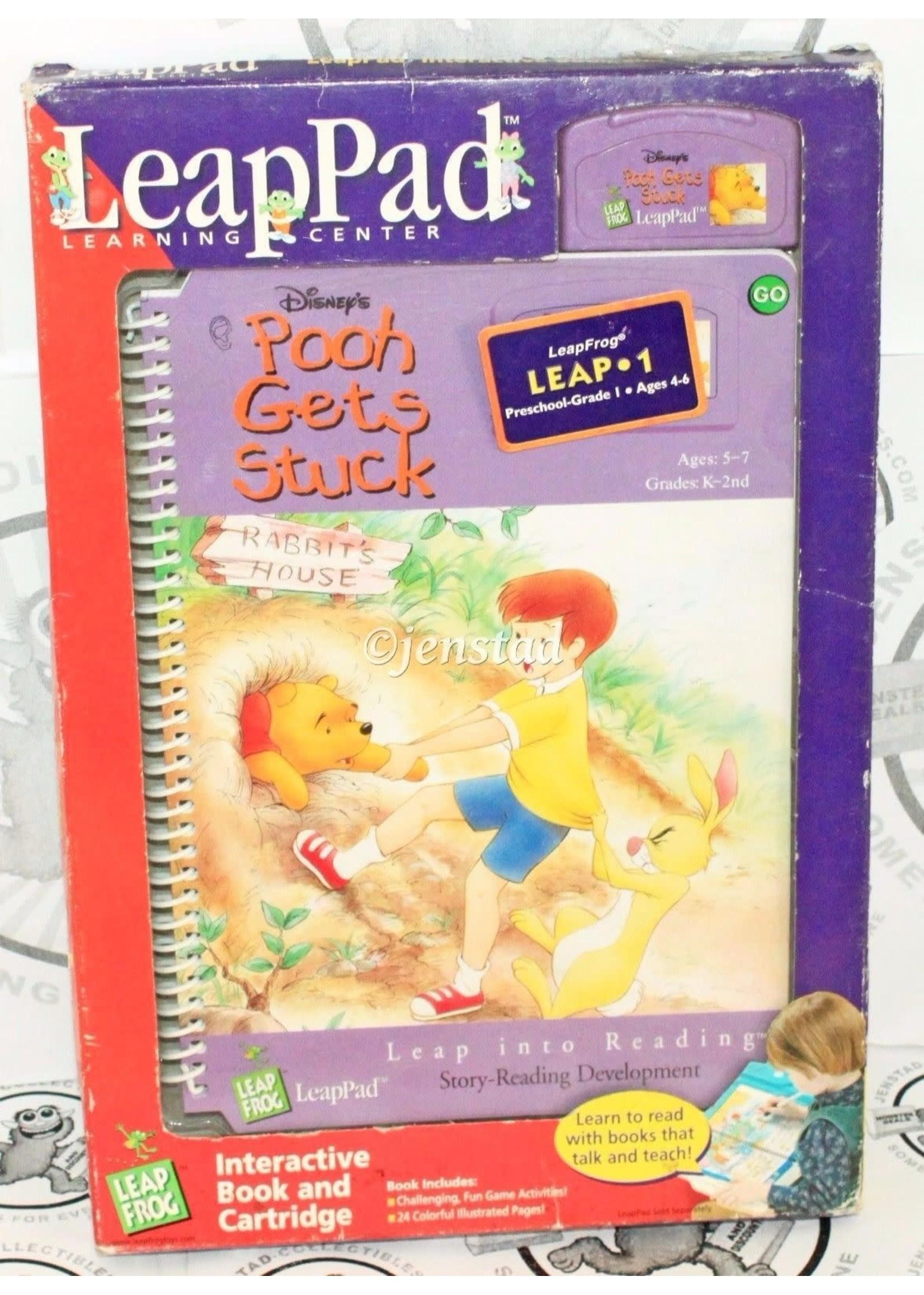 Disney's Pooh Gets Stuck LeapPad