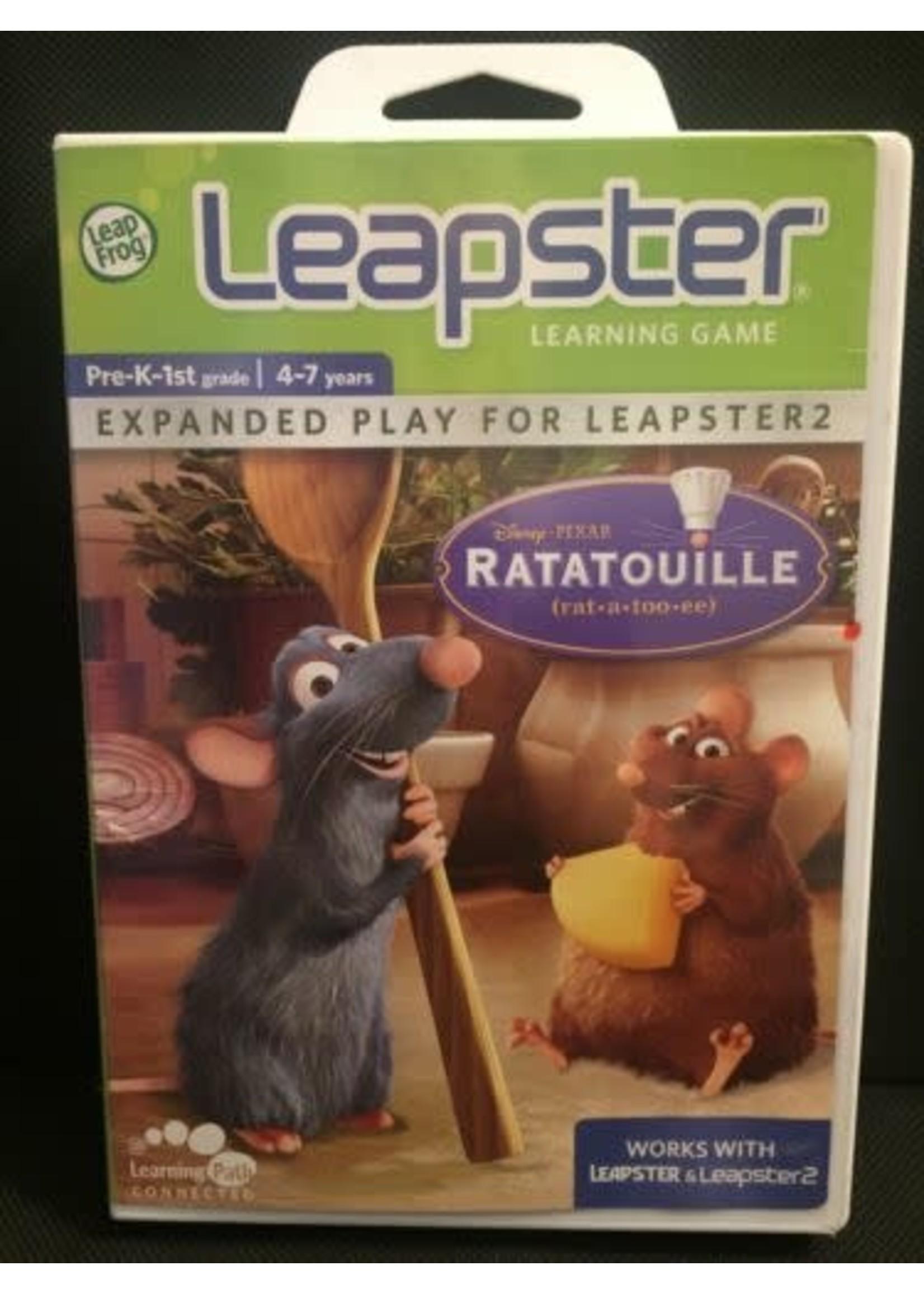 LeapFrog Leapster2 Learning Game Ratatouille