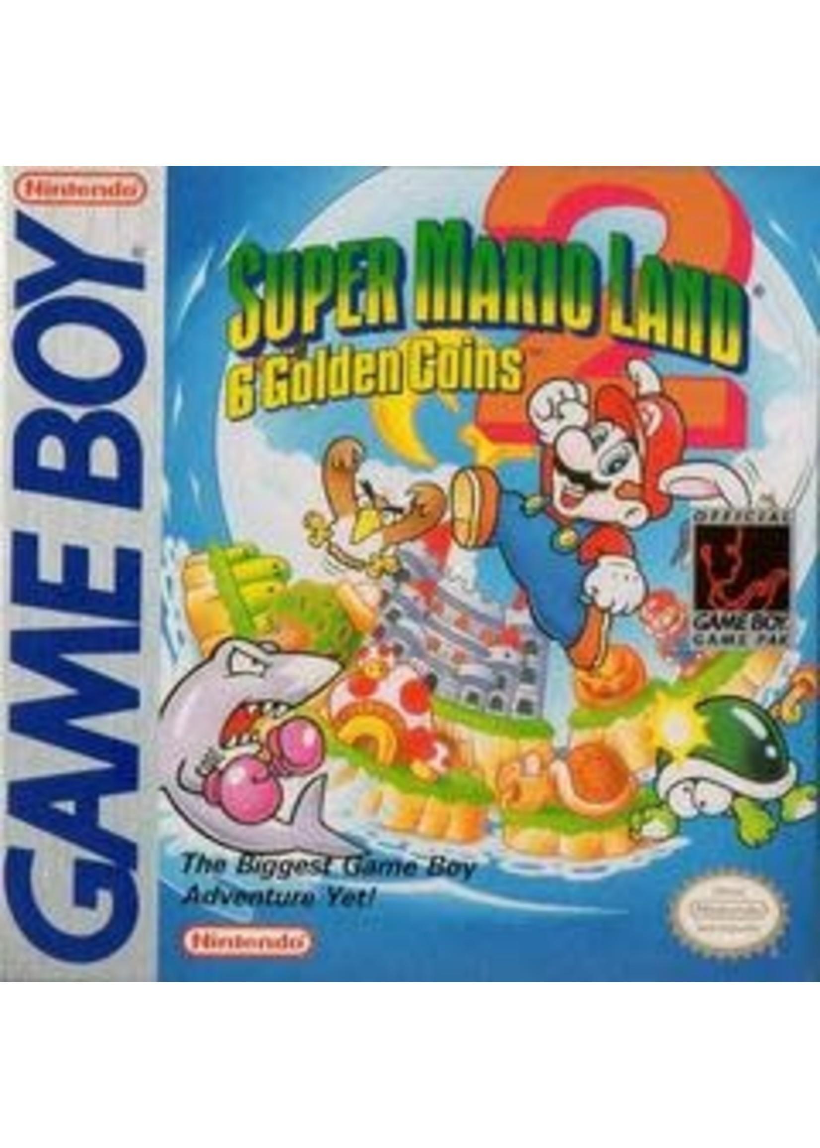 Super Mario Land 2 GameBoy