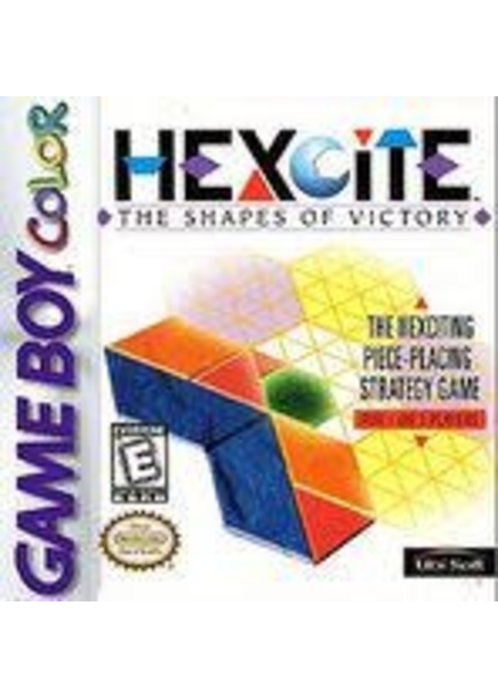 Hexcite GameBoy Color