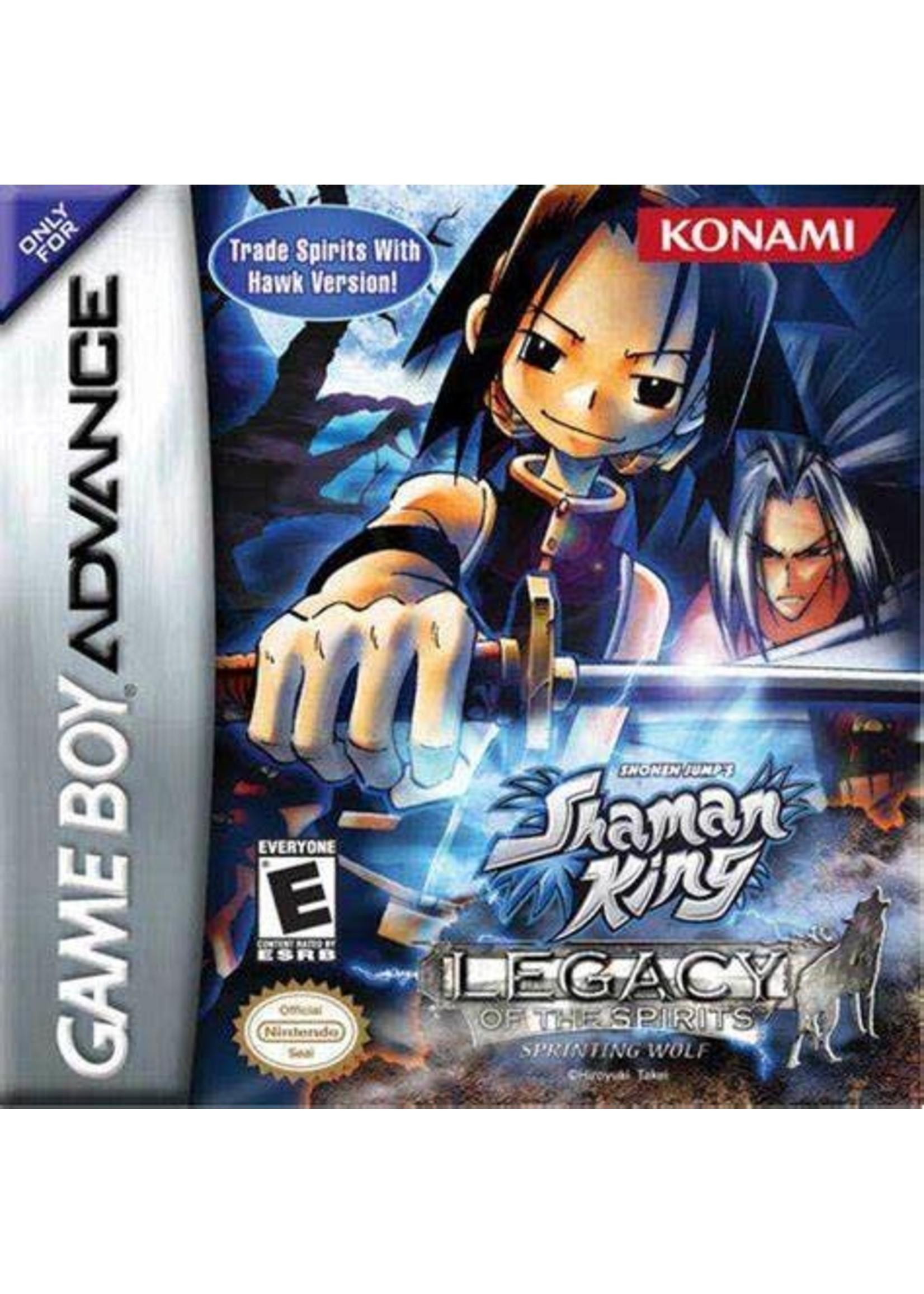 Shaman King: Legacy Of The Spirits  GameBoy Advance