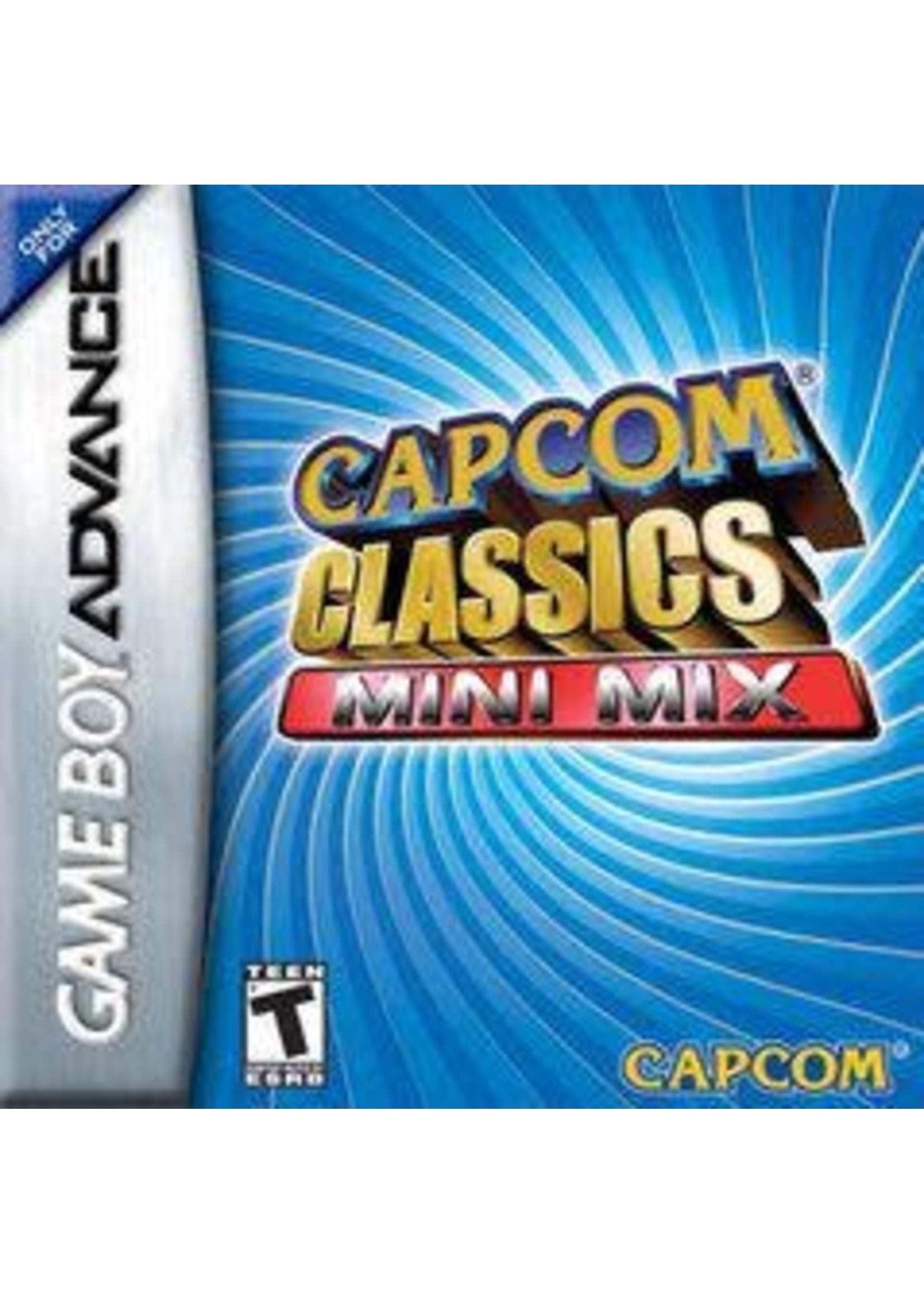 Capcom Classics Mini Mix GameBoy Advance