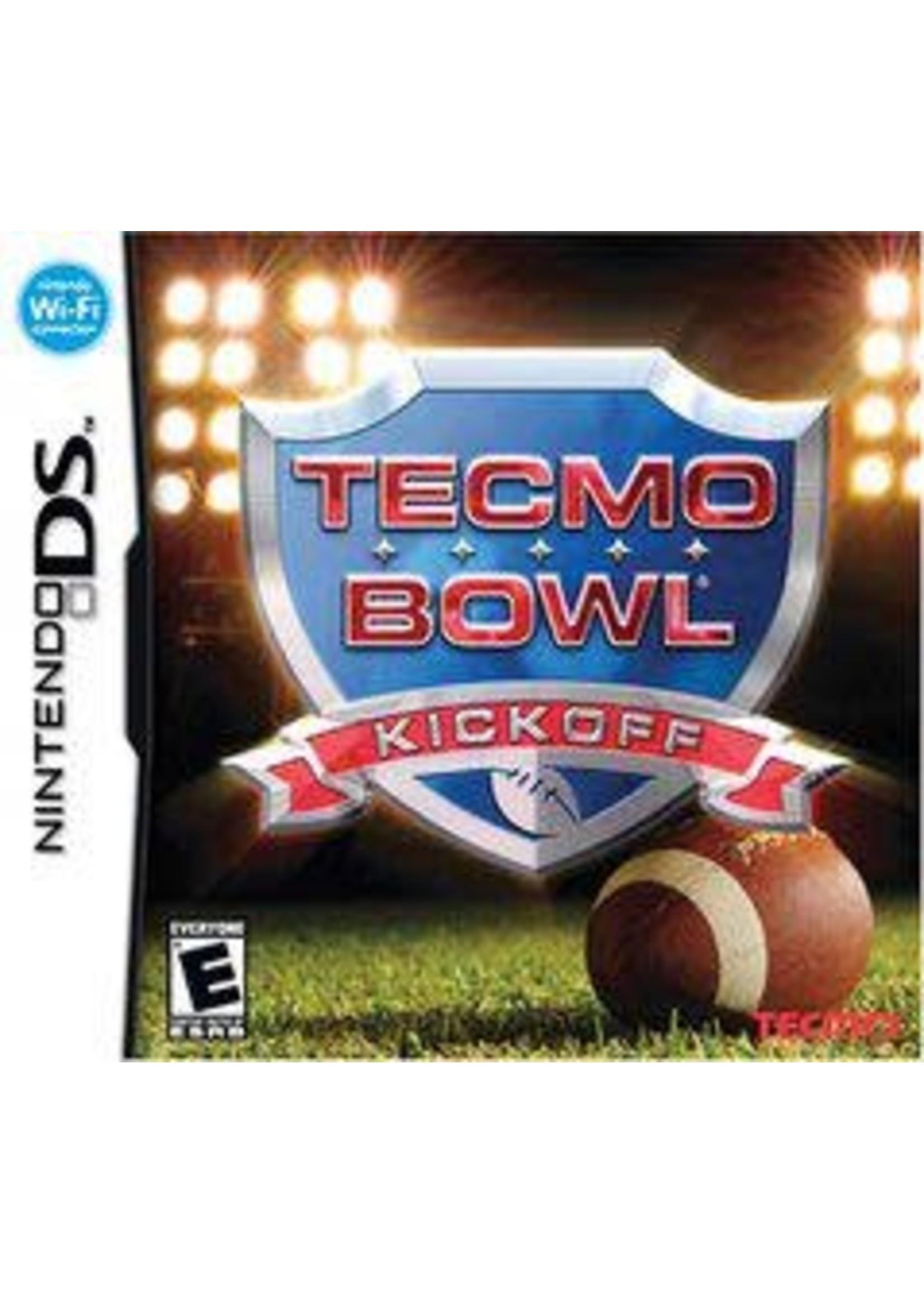 Tecmo Bowl Kickoff Nintendo DS