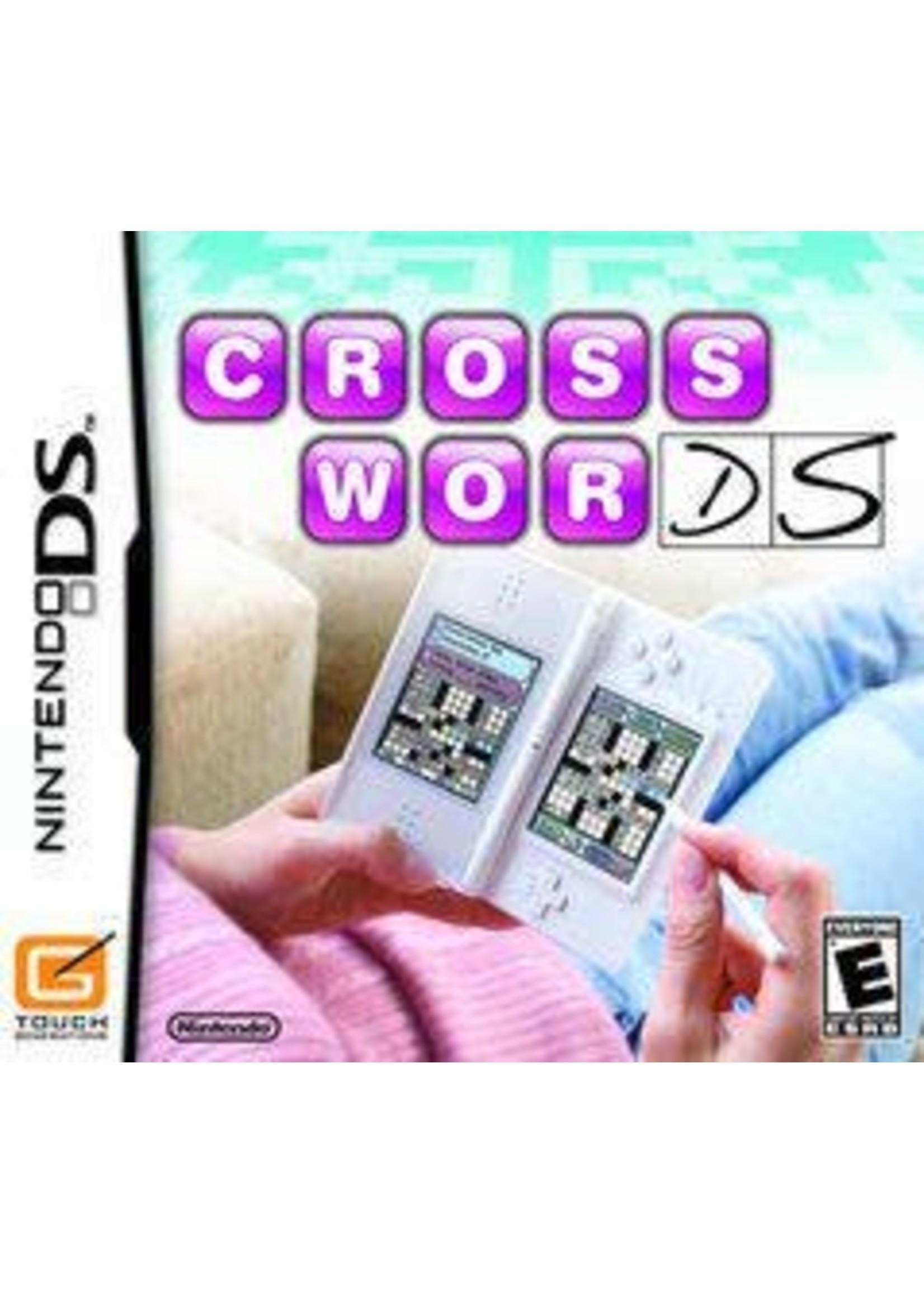 Crosswords DS Nintendo DS