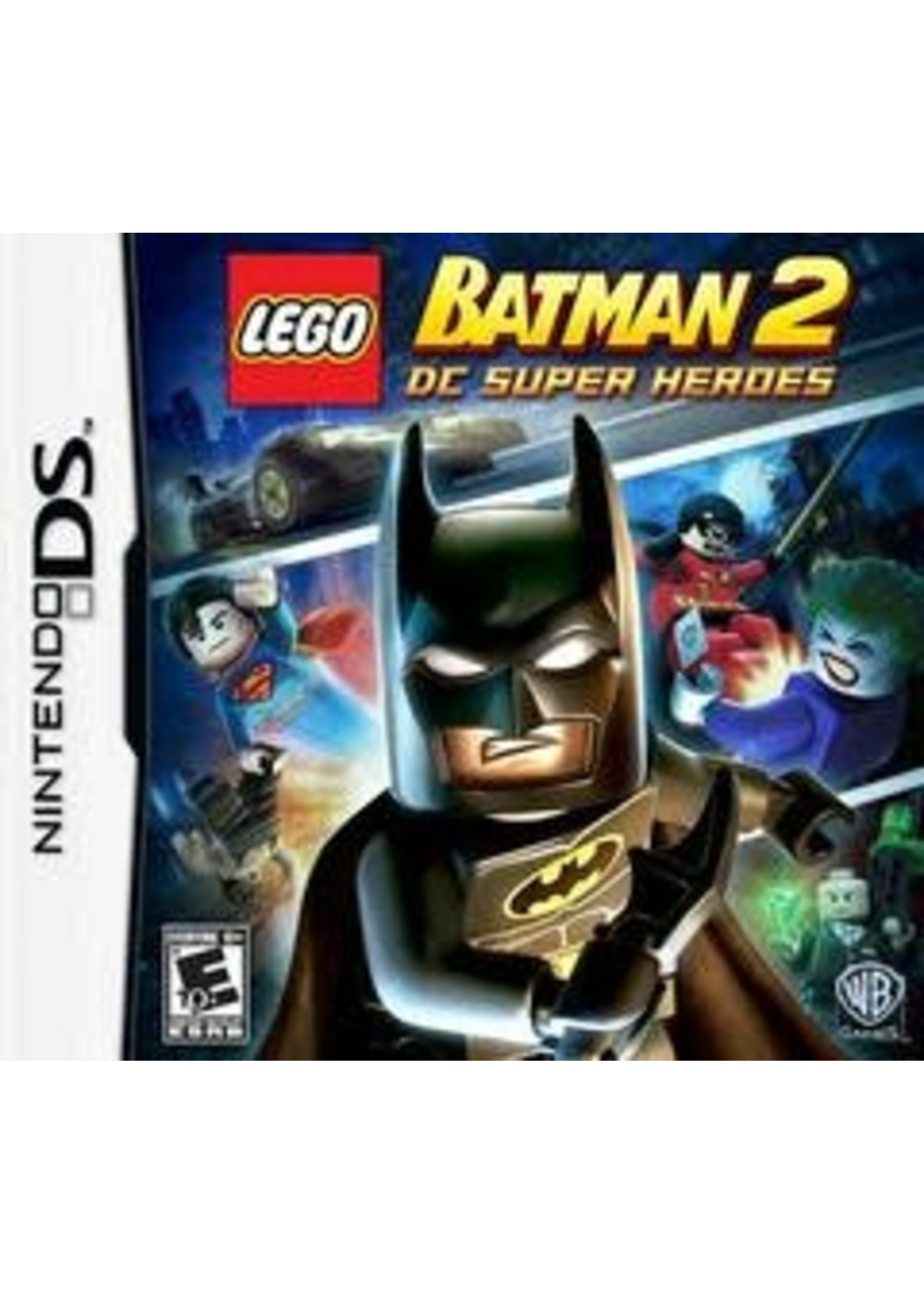 LEGO Batman 2 Nintendo DS