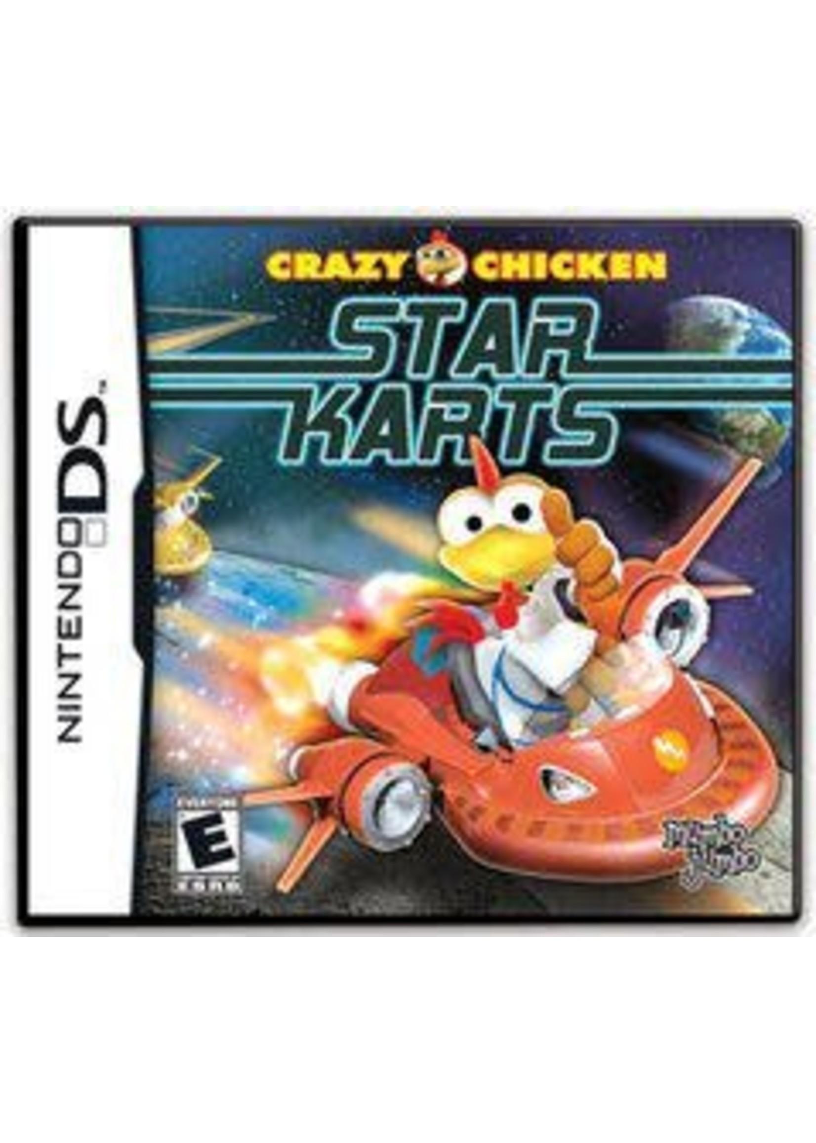 Crazy Chicken Star Karts Nintendo DS