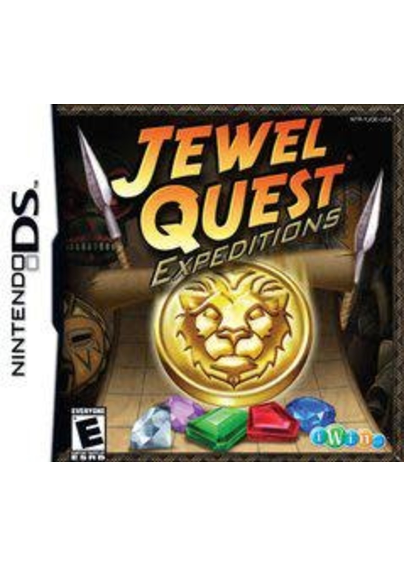 Jewel Quest Expedition Nintendo DS