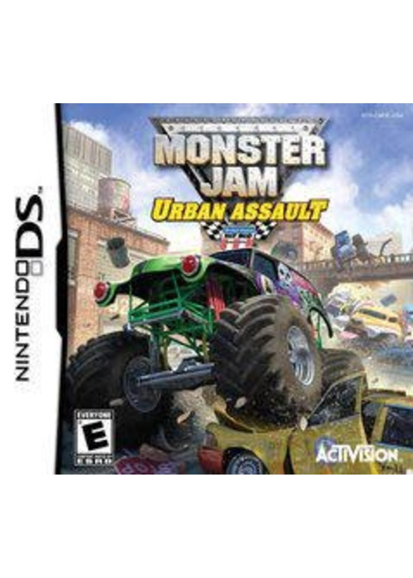 Monster Jam Urban Assault Nintendo DS