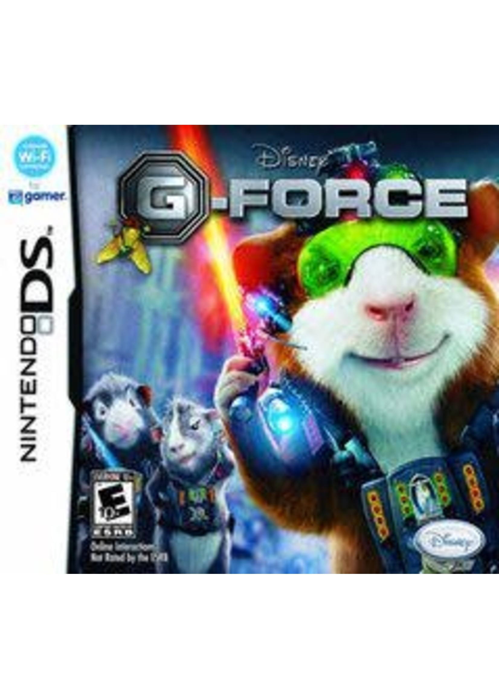G-Force Nintendo DS