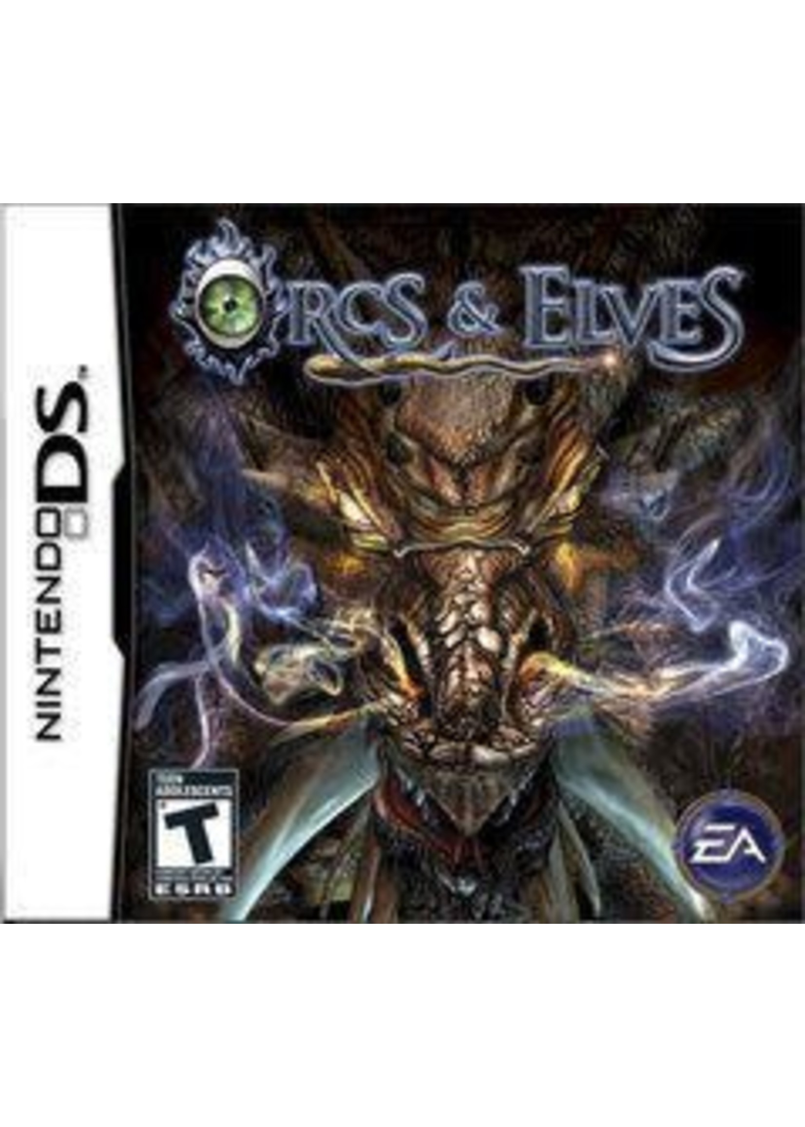 Orcs And Elves Nintendo DS