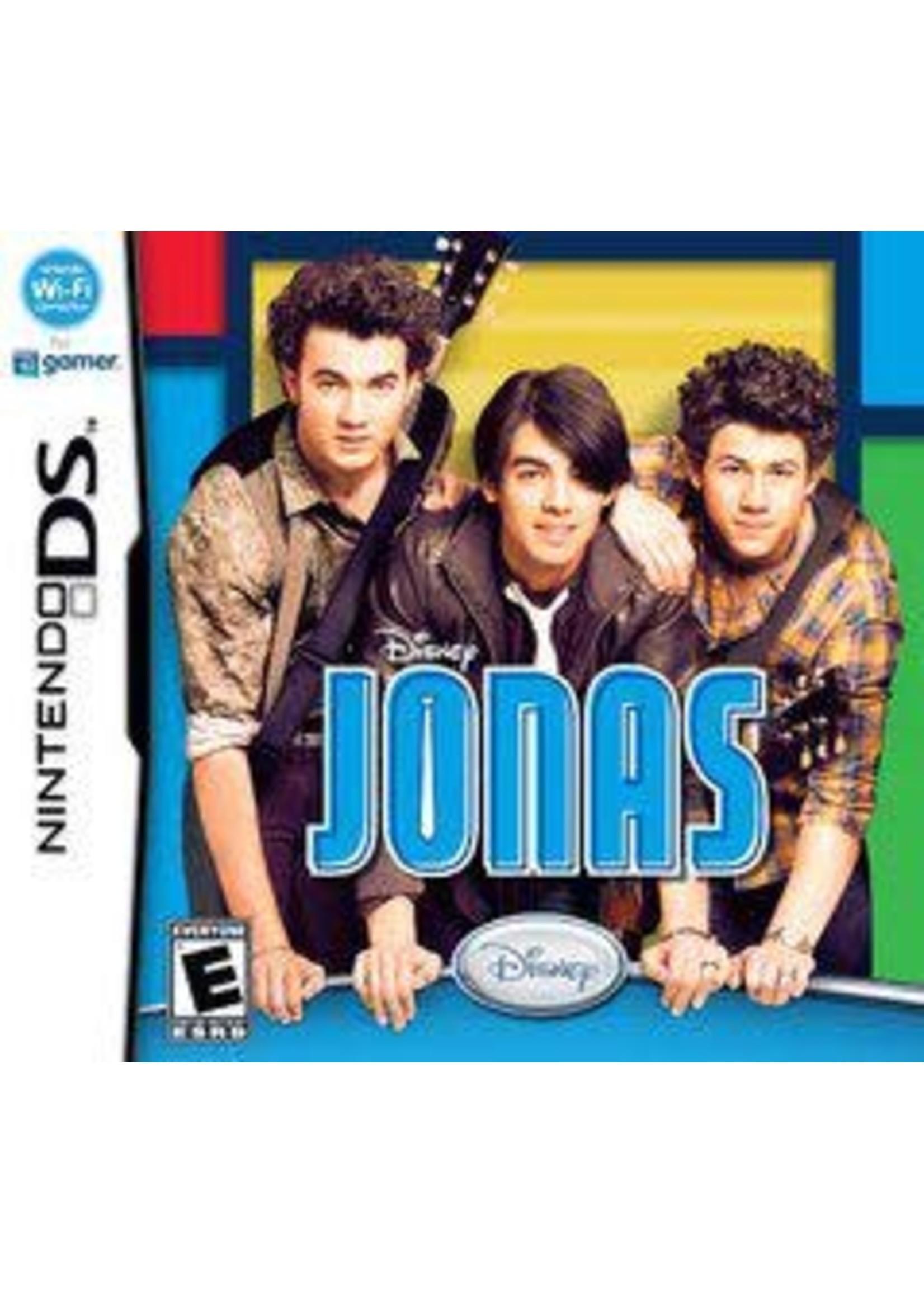 Jonas Nintendo DS