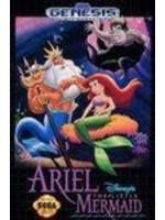 Ariel The Little Mermaid Sega Genesis