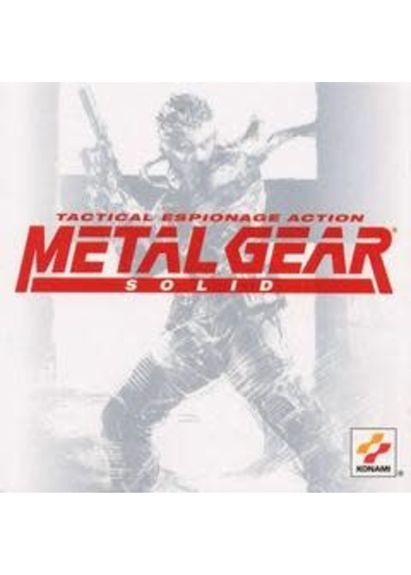 Metal Gear Solid PC Games
