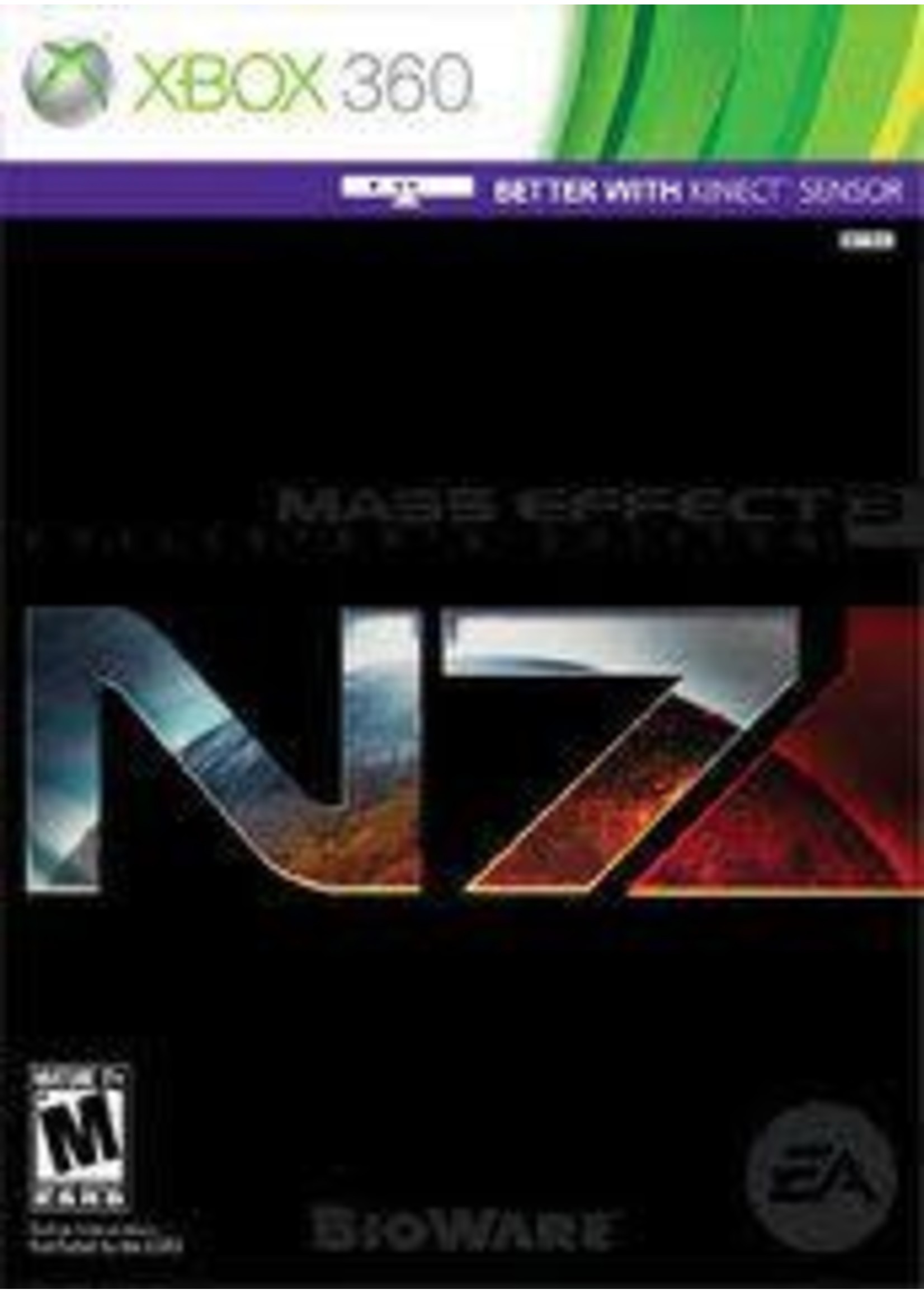 Mass Effect 3 [N7 Collector's Edition] Xbox 360