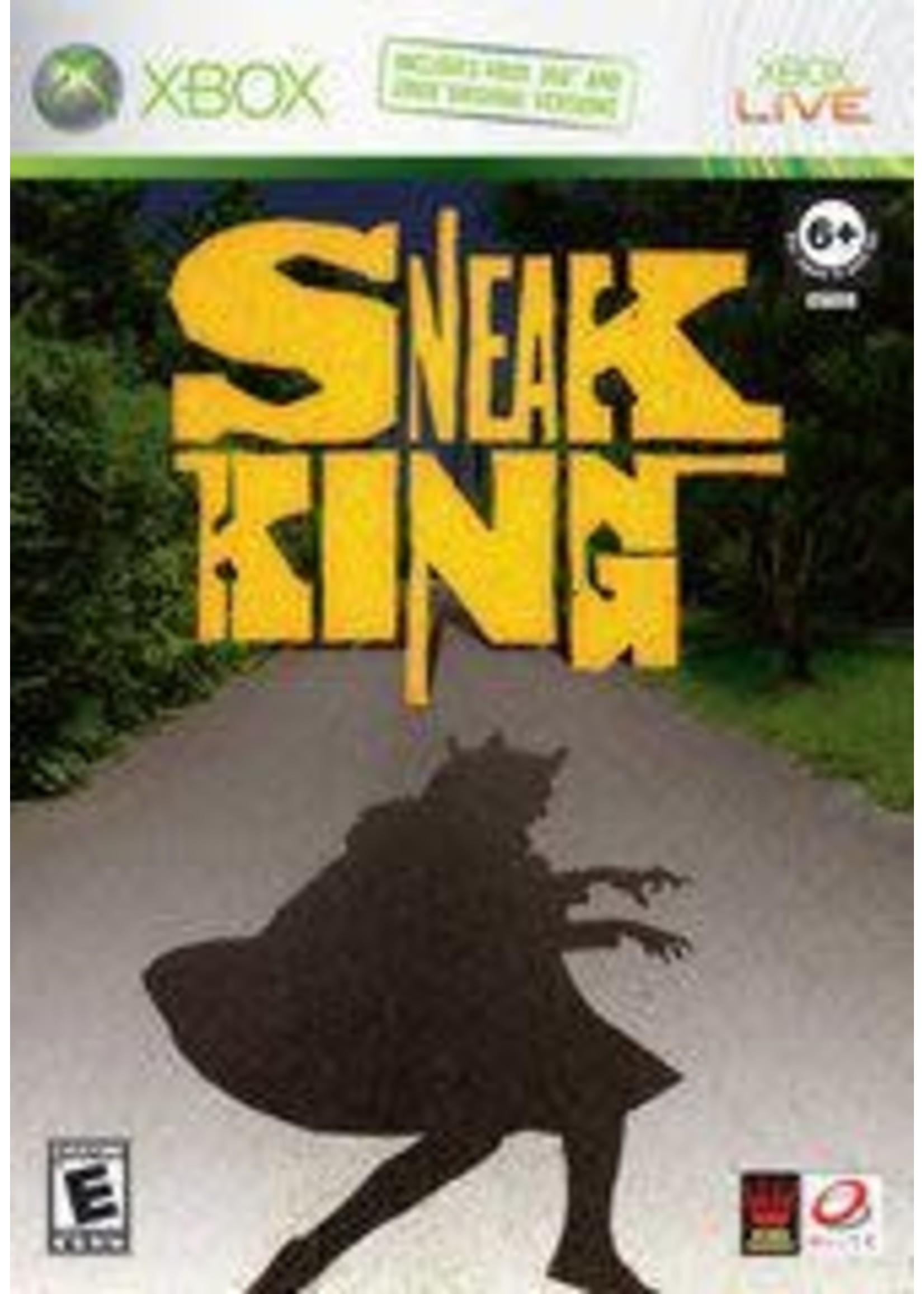 Sneak King Xbox 360