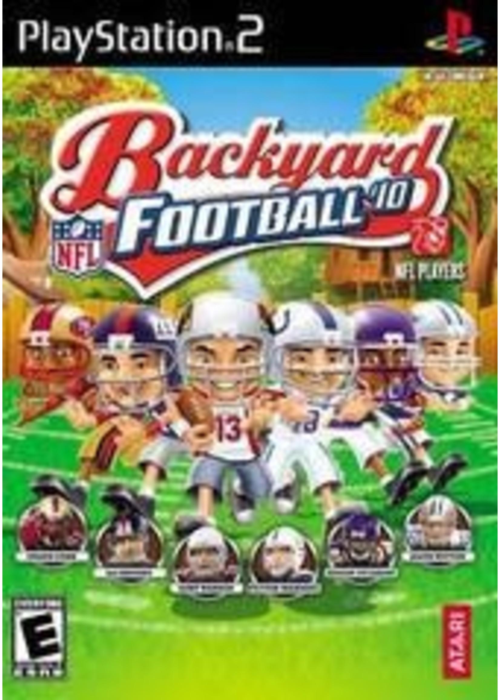 Backyard Football '10 Playstation 2